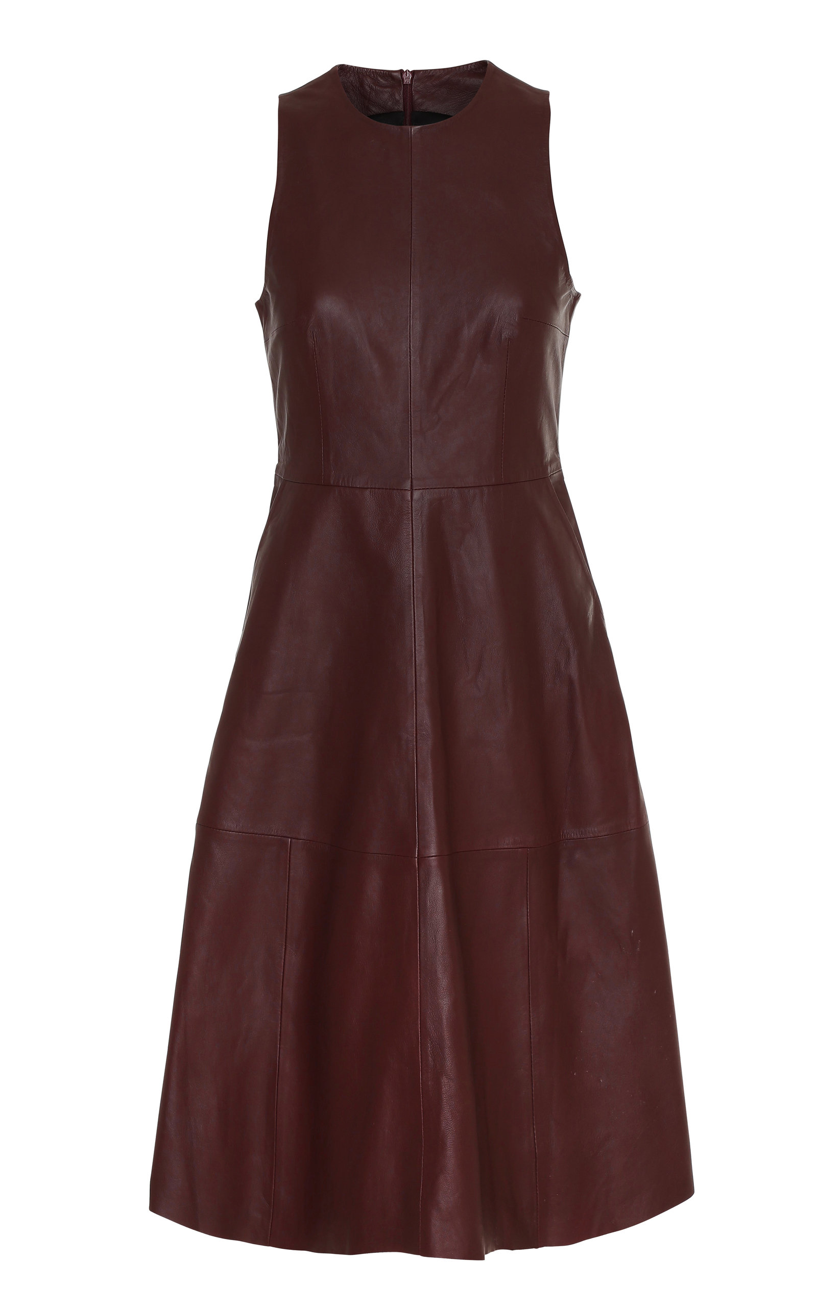 Buy Remain Portia Leather Dress online, shop Remain at the best price