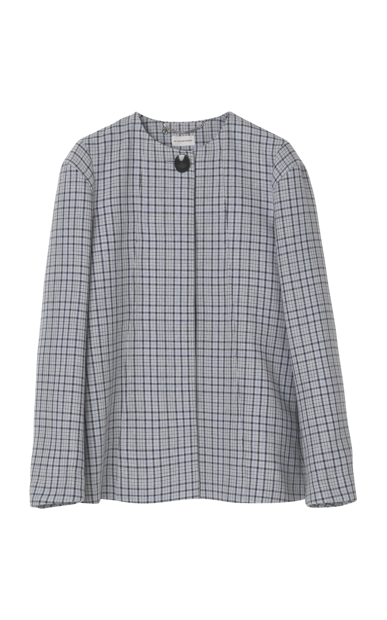 Women's Shelly Double Face Check Jacket