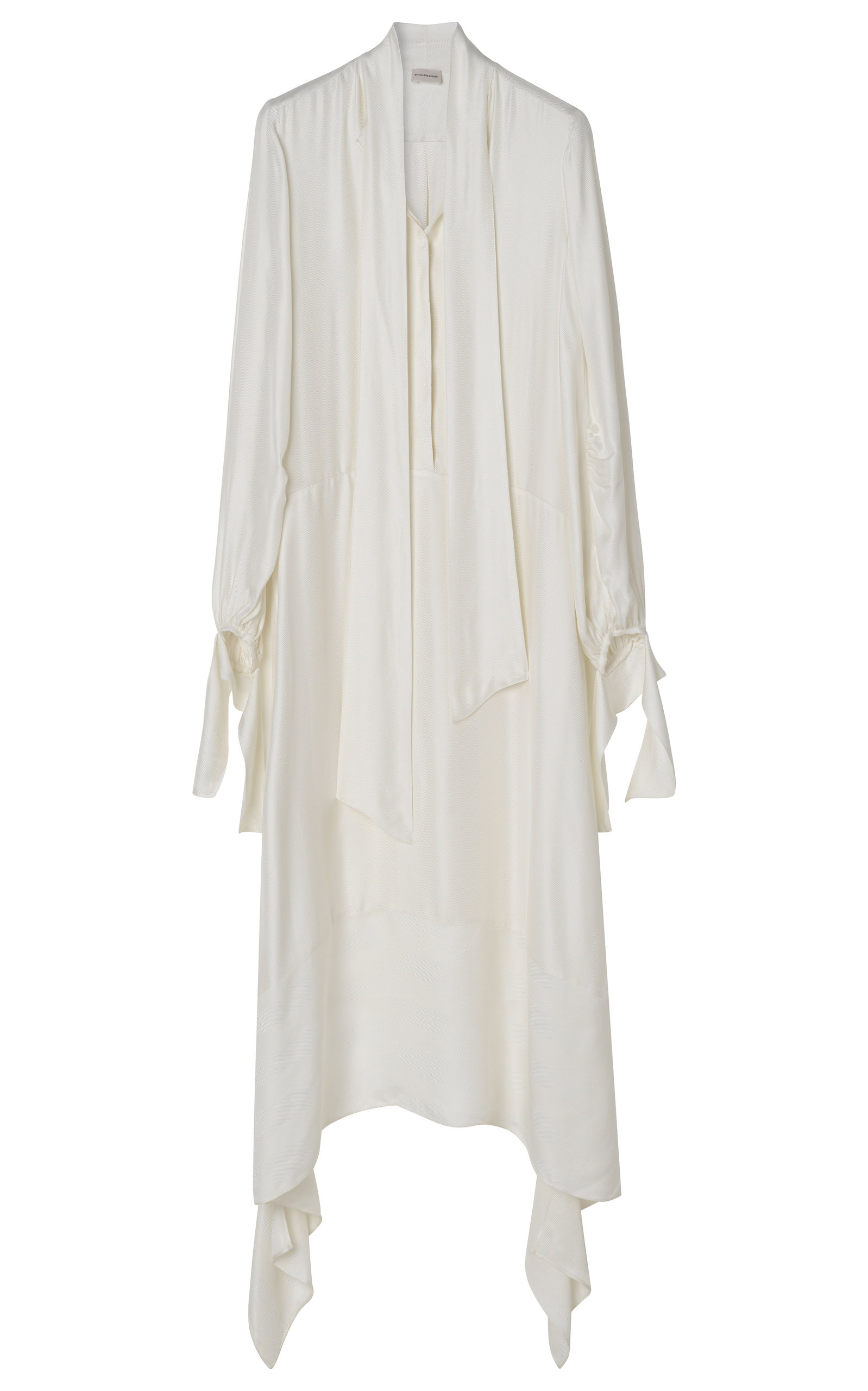 Buy By Malene Birger Niccolo Viscose Herringbone Twill Dress online, shop By Malene Birger at the best price