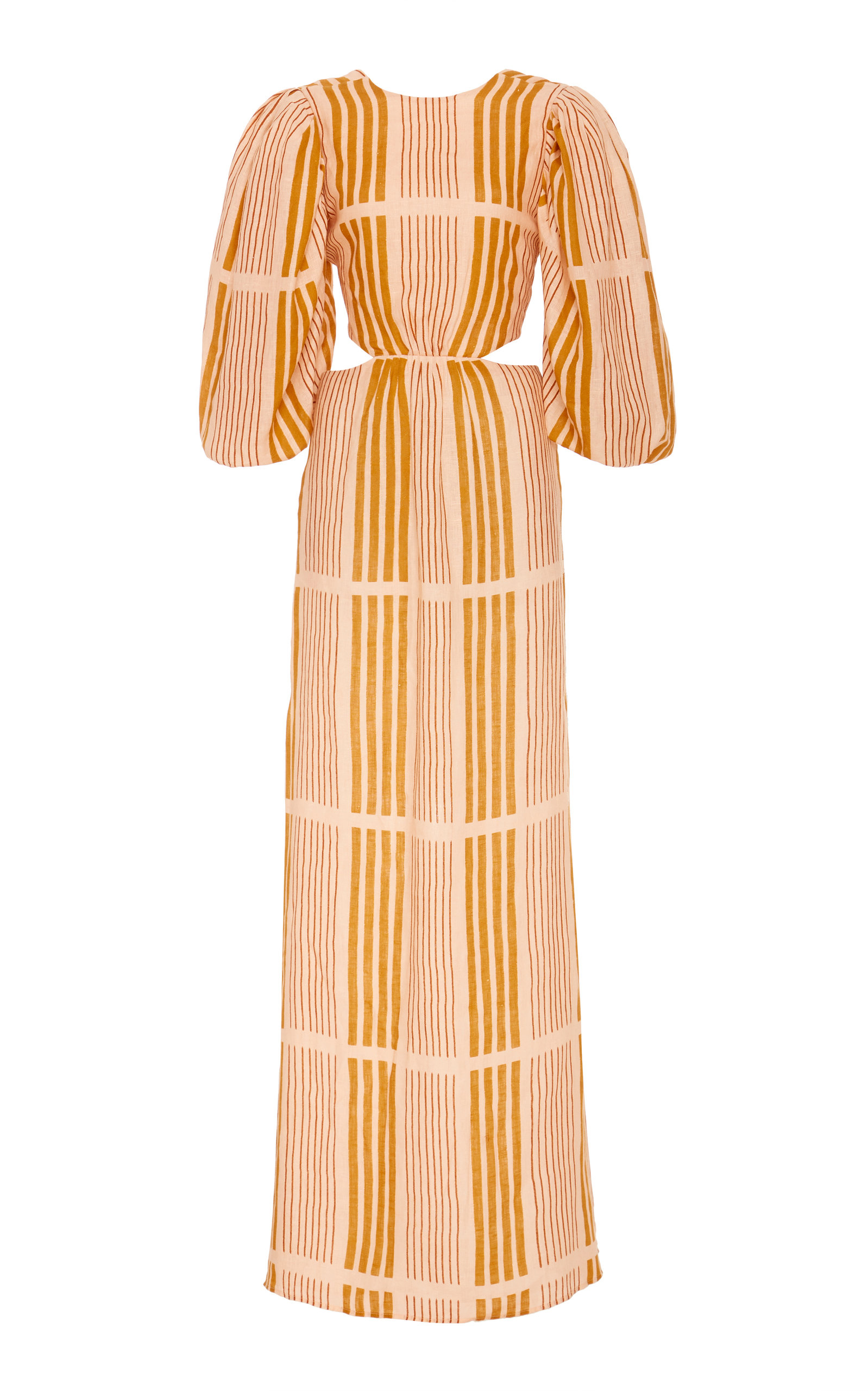 Buy Johanna Ortiz Whispered Sunset Maxi Dress online, shop Johanna Ortiz at the best price