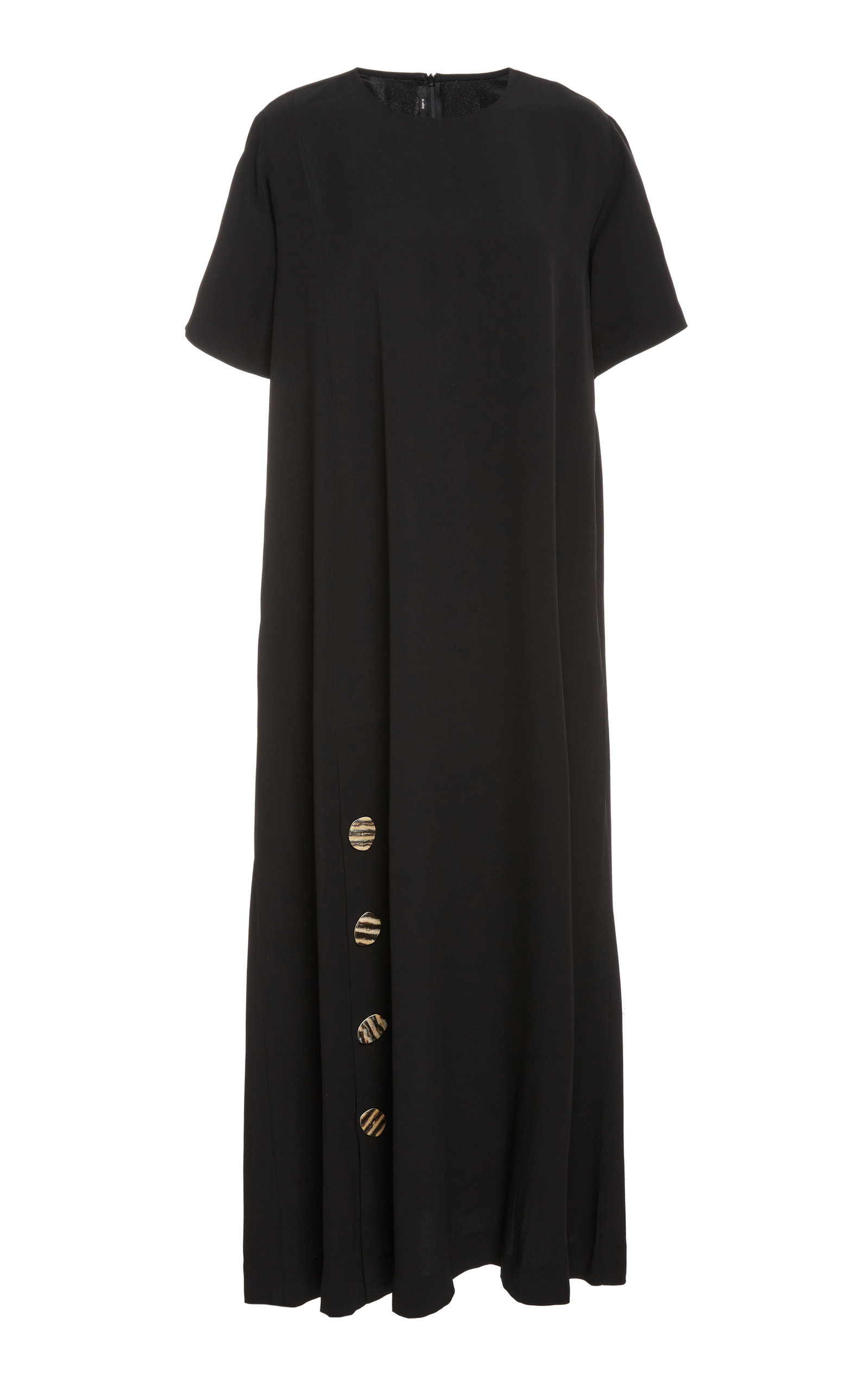 Buy Bouguessa A-Line Crepe T-Shirt Dress online, shop Bouguessa at the best price
