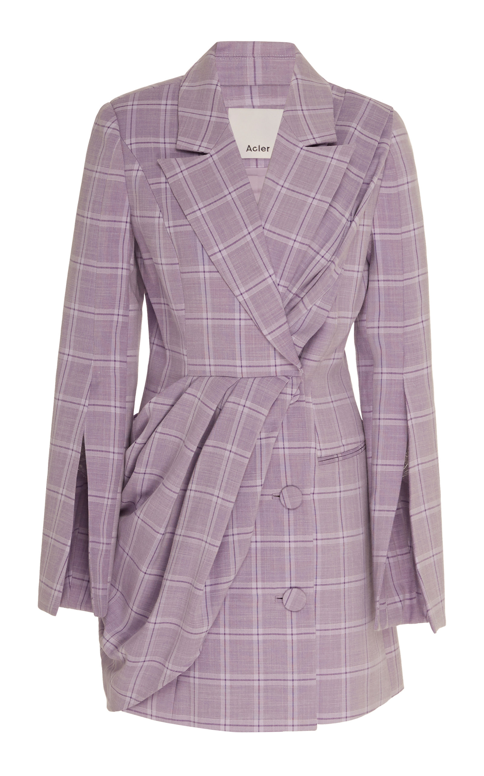 Buy Acler Plymouth Blazer Dress online, shop Acler at the best price