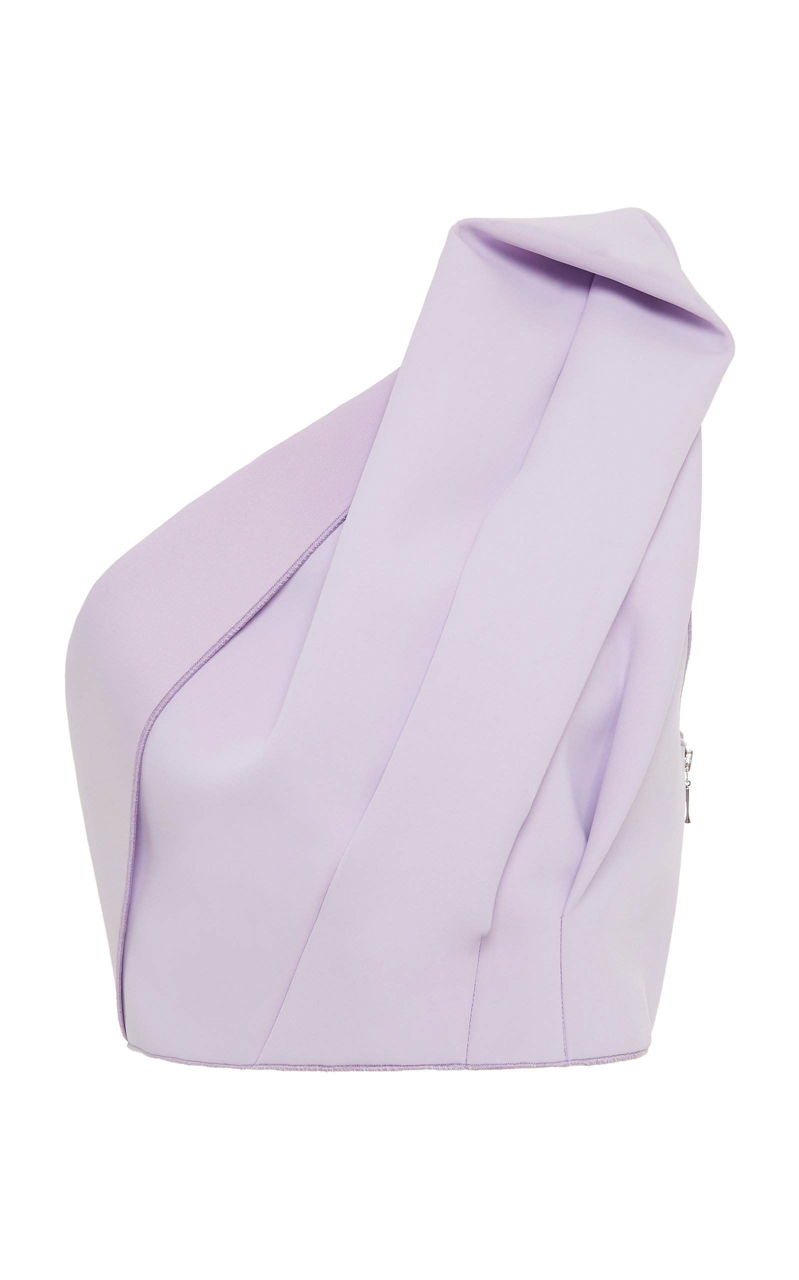 Acler REDWOOD LILAC TOP