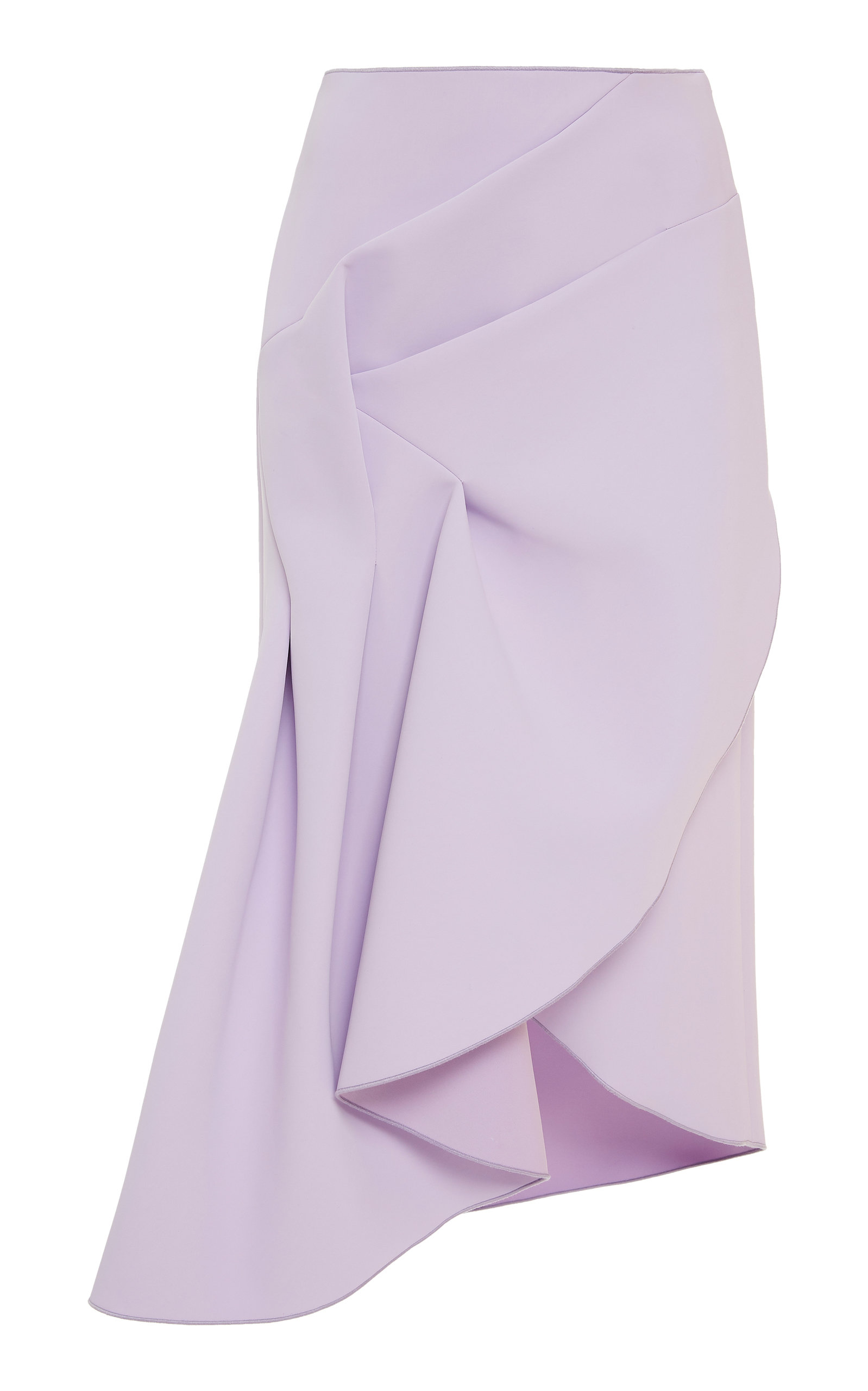 Acler REDWOOD LILAC SKIRT