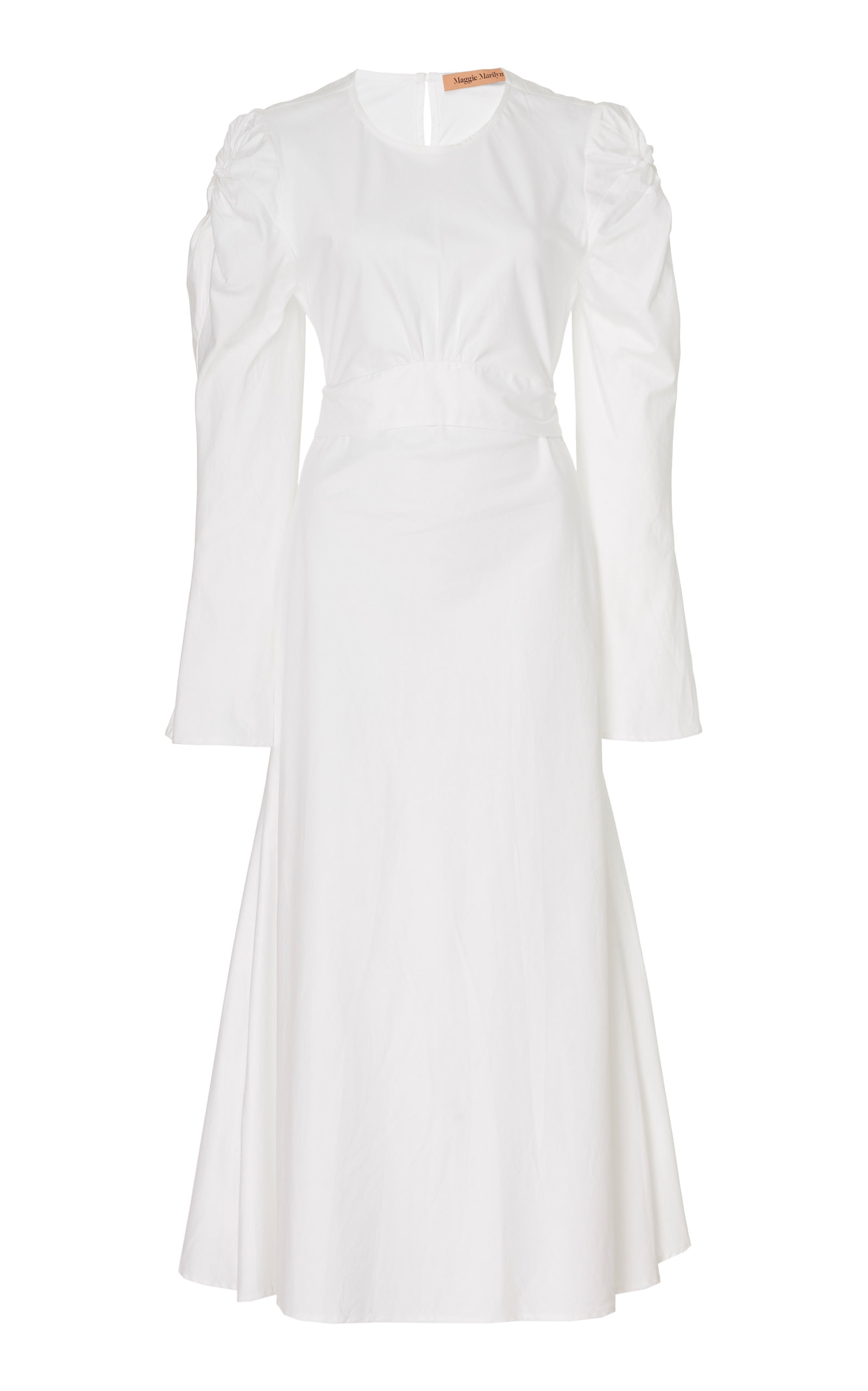 Buy Maggie Marilyn Feel The Breeze Cotton Midi Dress online, shop Maggie Marilyn at the best price