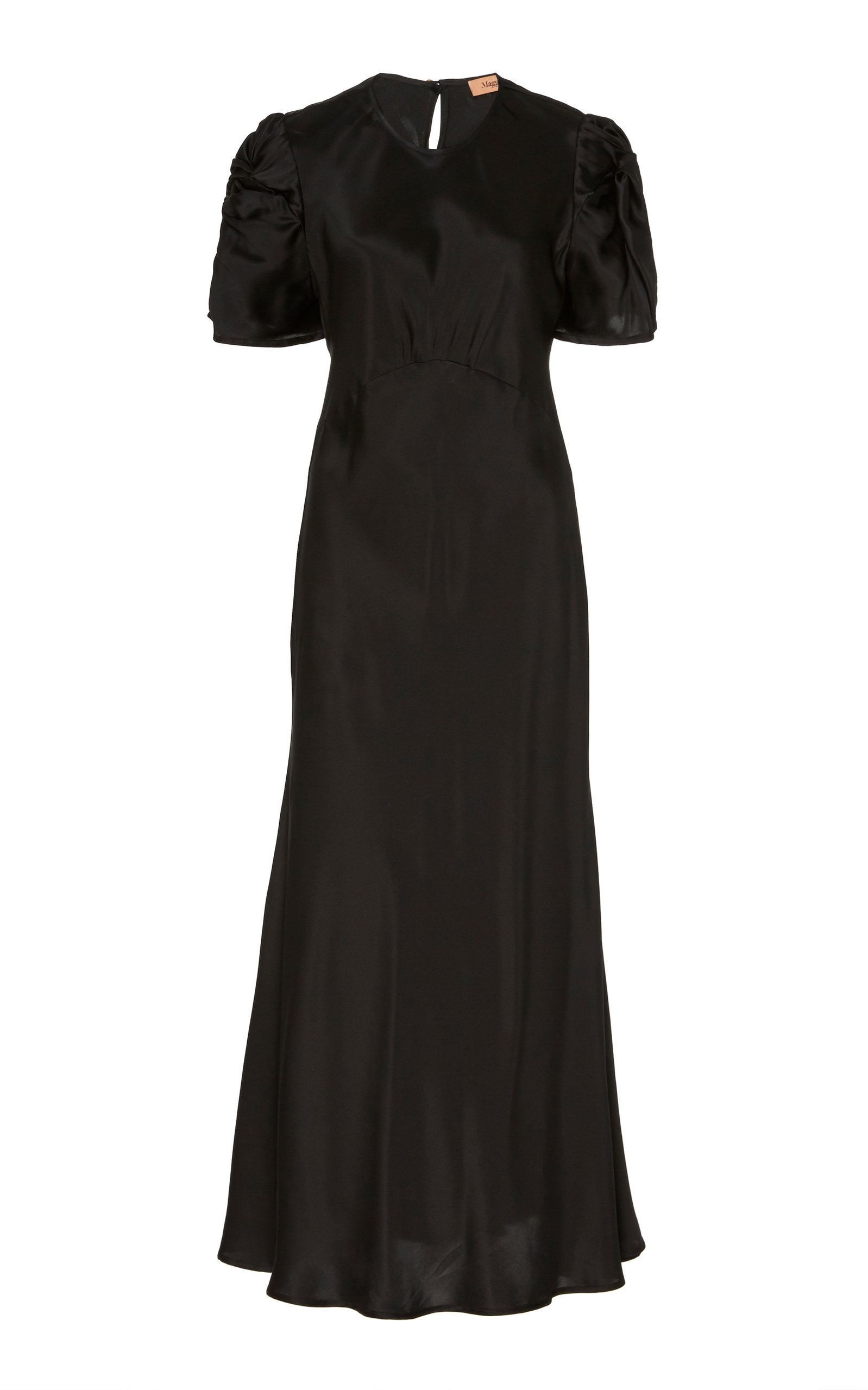 Buy Maggie Marilyn Its Up To You Silk Midi Dress online, shop Maggie Marilyn at the best price