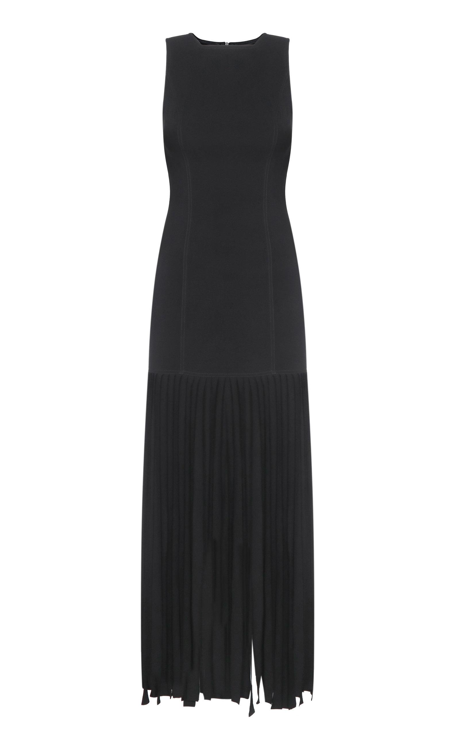 Buy BEVZA Maxi Fringe Dress online, shop BEVZA at the best price