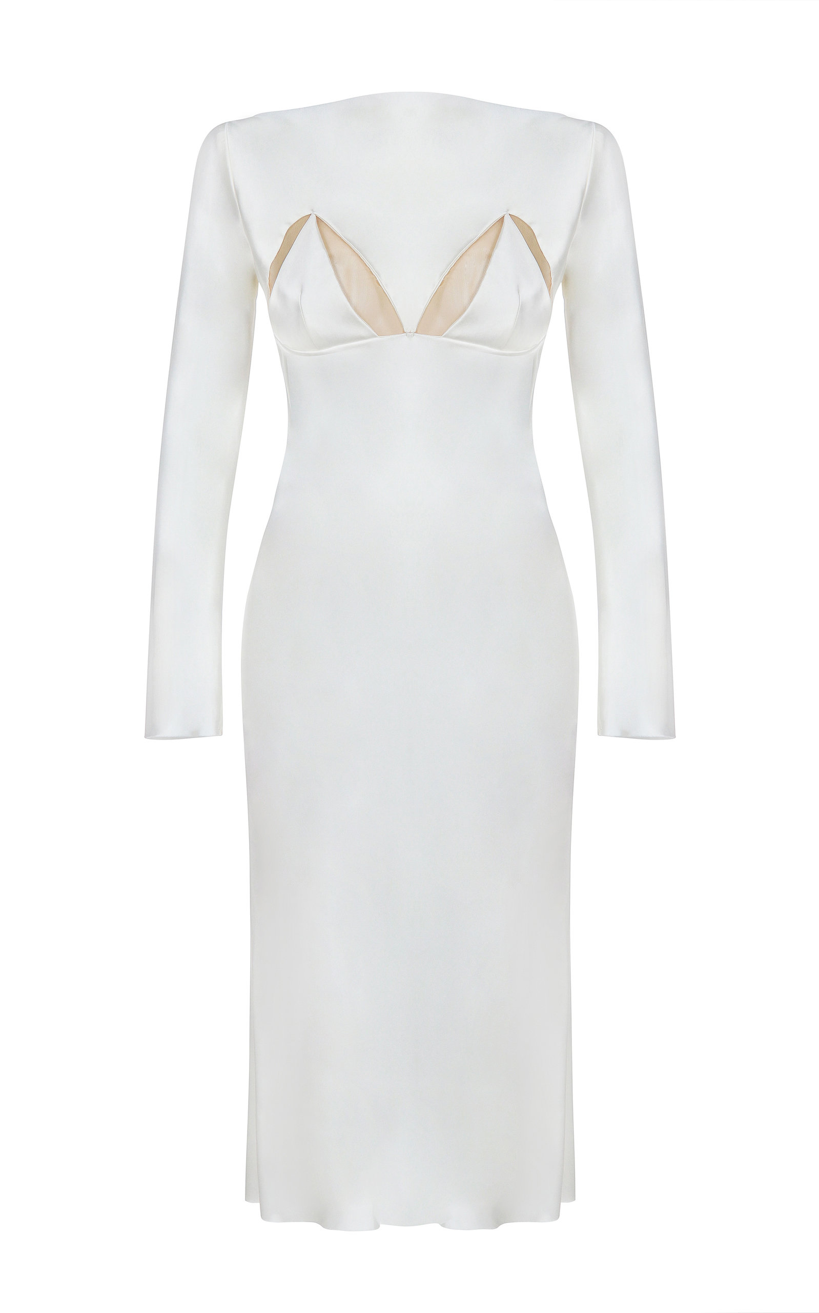 Buy BEVZA Bianca Cutout Dress online, shop BEVZA at the best price