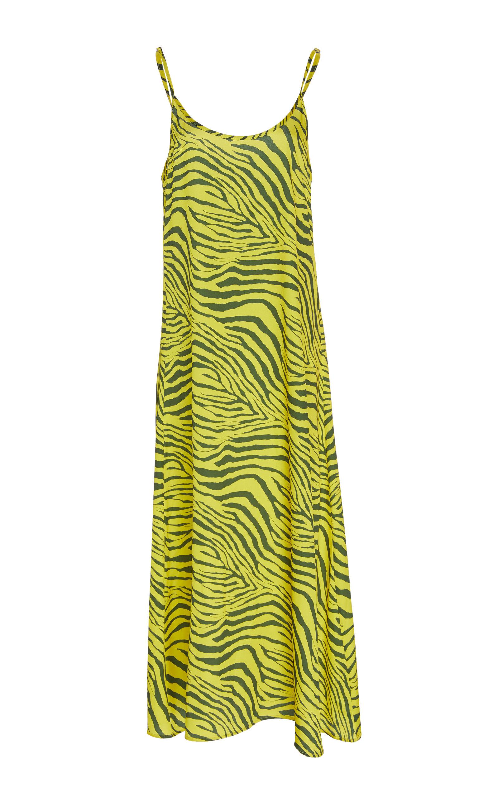 Buy Apparis Iman Scoop Neck Midi Dress online, shop Apparis at the best price
