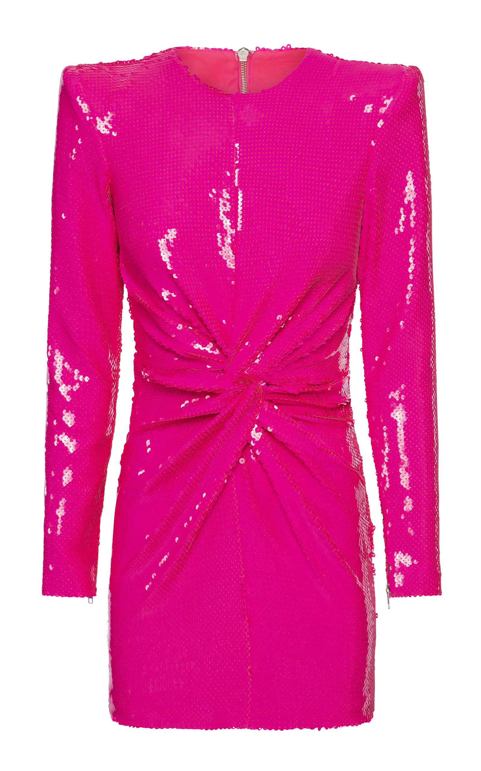 Buy Alex Perry Jade Sequin-Embellished Ruched Mini Dress online, shop Alex Perry at the best price