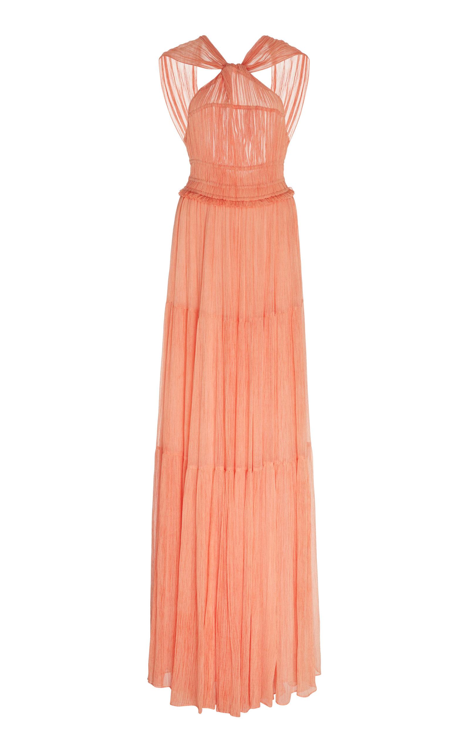 Buy Ulla Johnson Freesia Maxi Dress online, shop Ulla Johnson at the best price