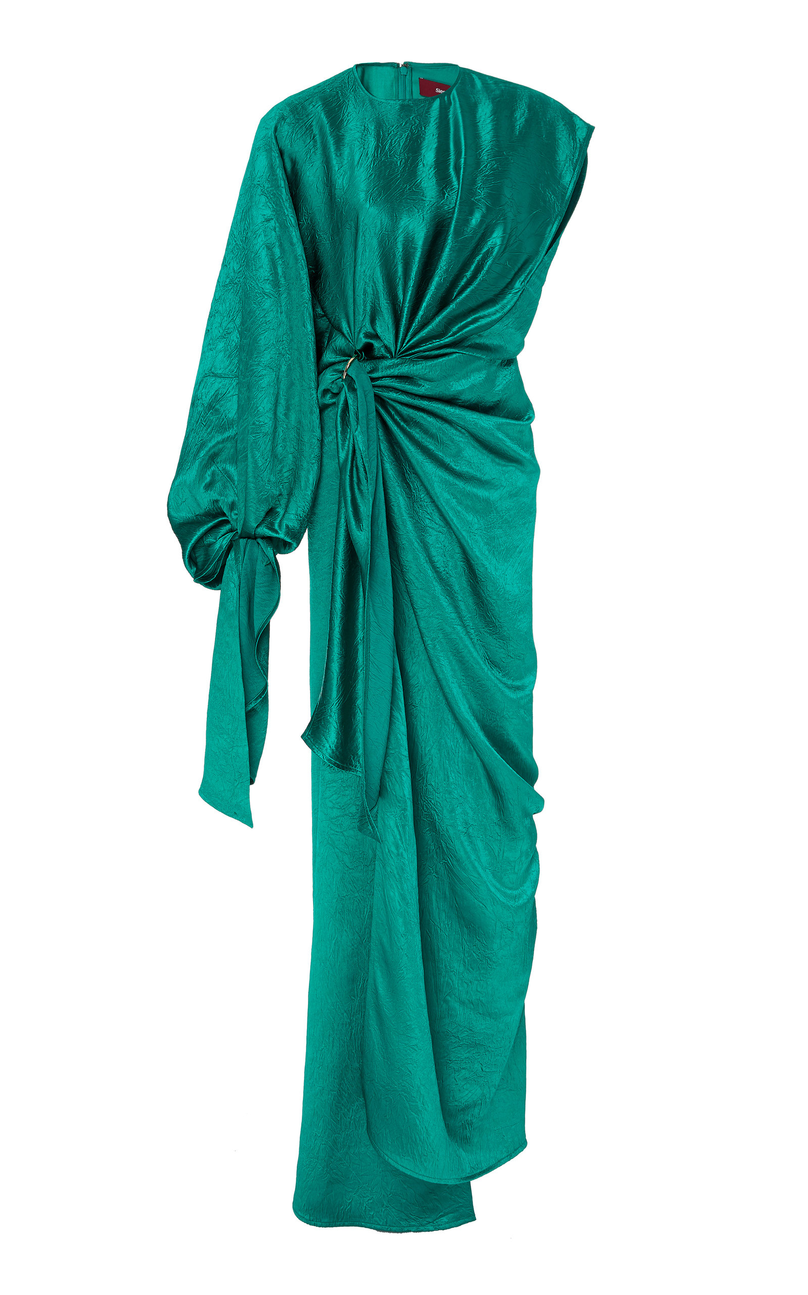 Buy Sies Marjan Catherine Satin Gown online, shop Sies Marjan at the best price