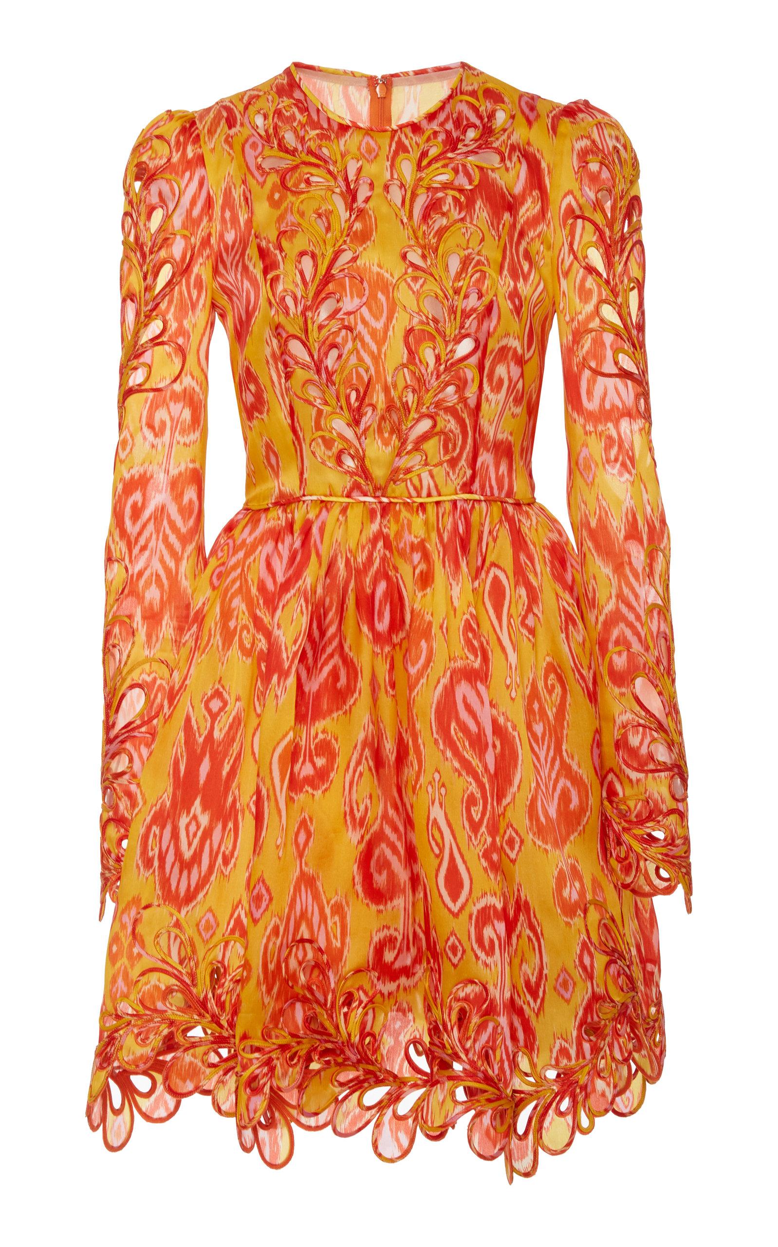 Buy Zimmermann Brightside Rouleaux Mini Dress online, shop Zimmermann at the best price