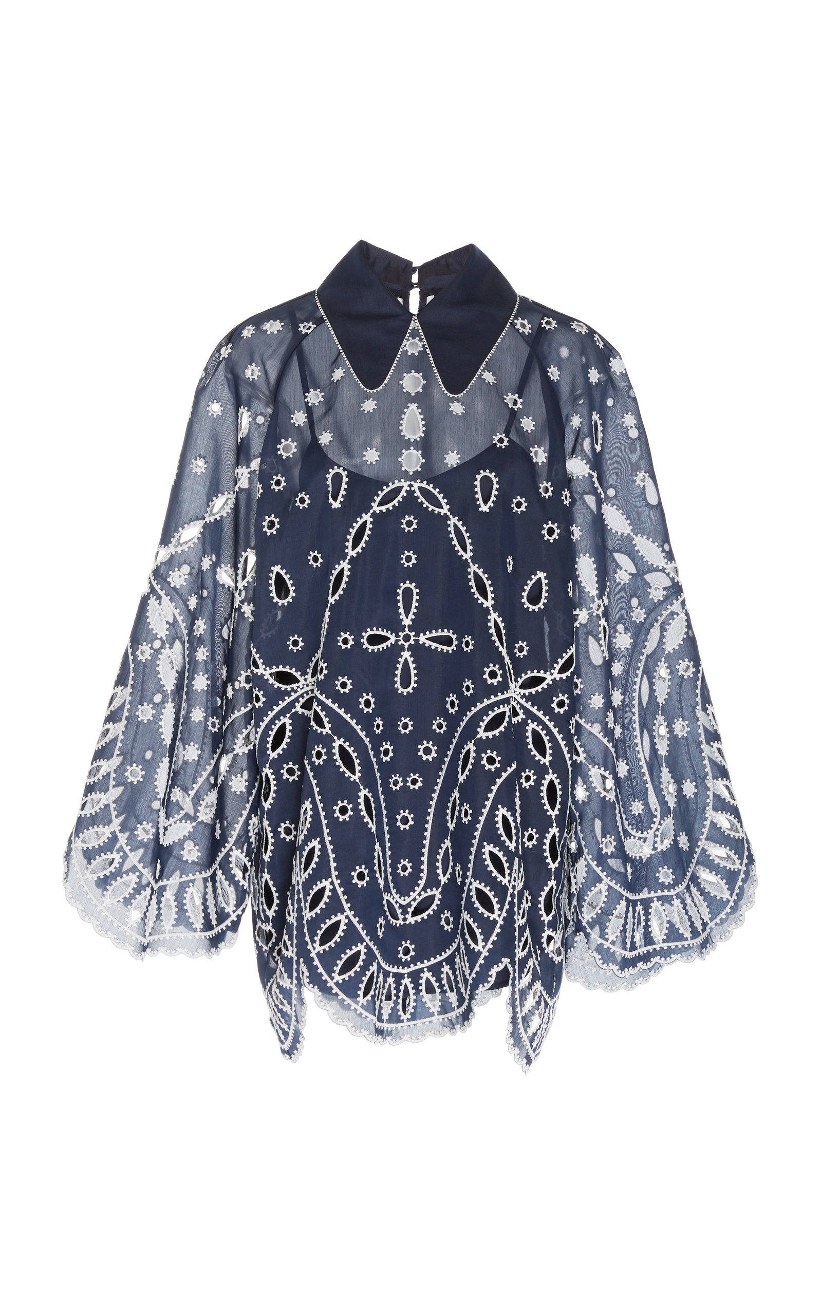Buy Alice McCall Moonchild Broderie Anglaise Mini Dress online, shop Alice McCall at the best price