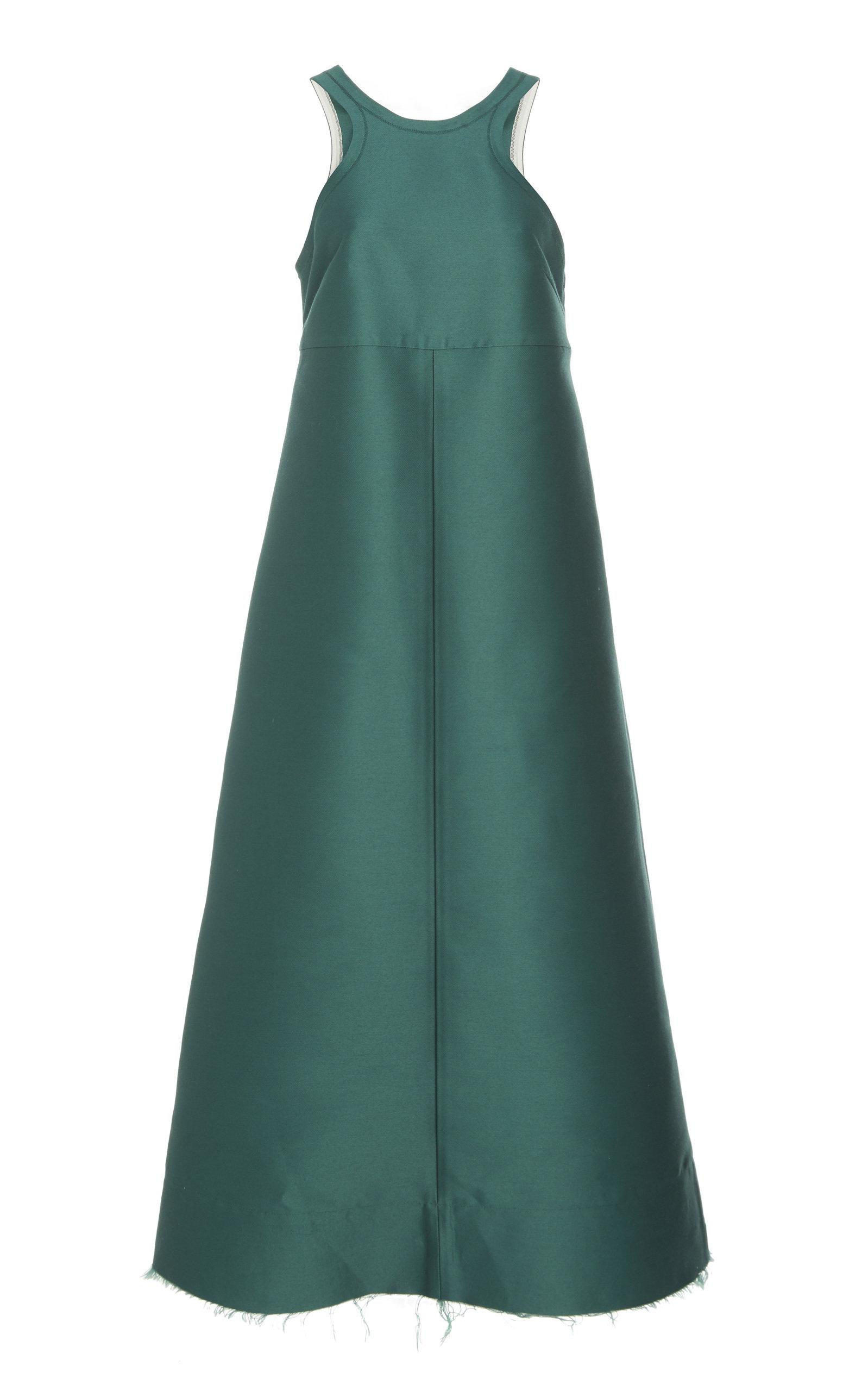 Buy Rachel Comey Diverso Wool-Silk Midi Dress online, shop Rachel Comey at the best price
