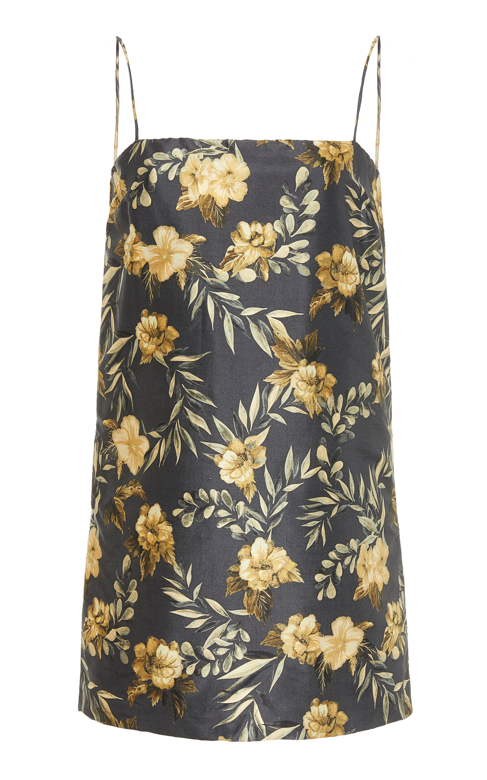 Buy Sir The Label Carmen Floral-Print Silk Mini Dress online, shop Sir The Label at the best price