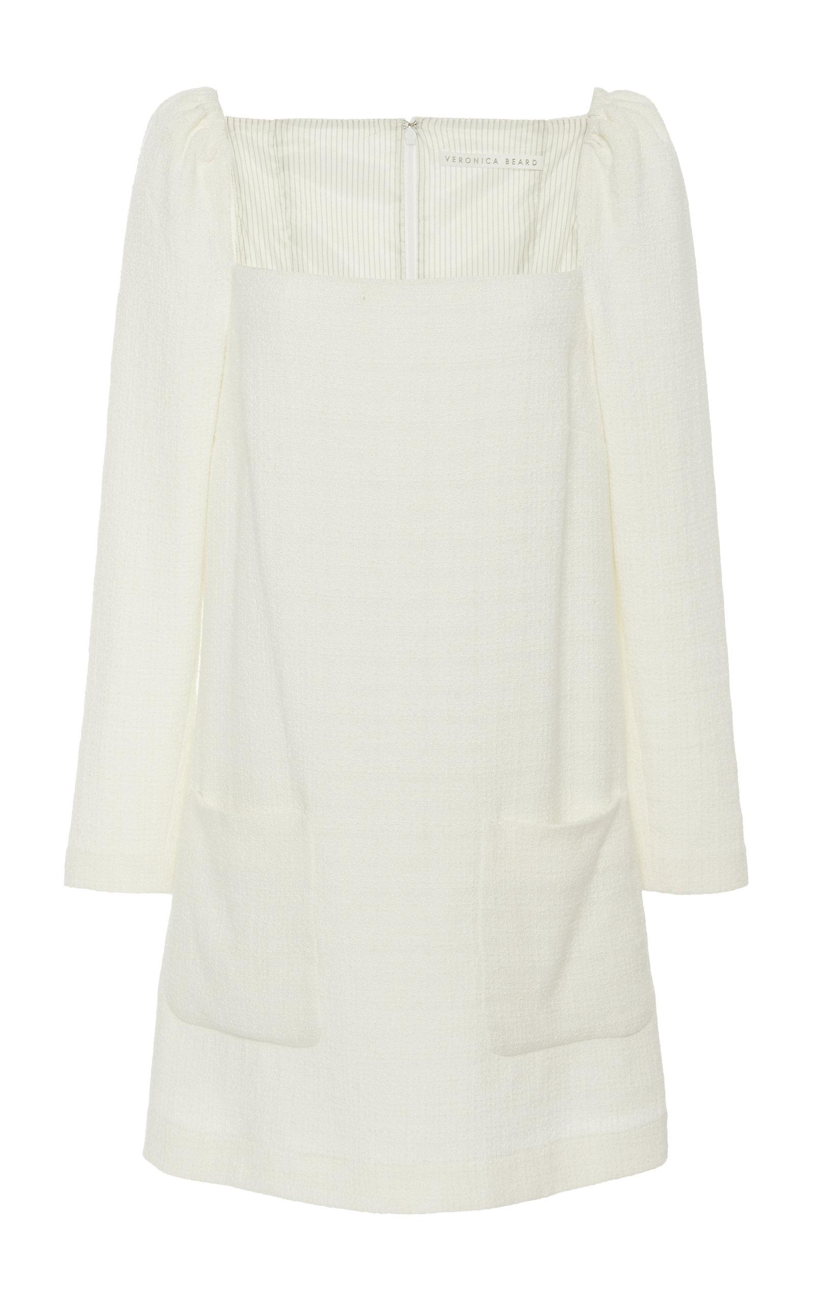 Buy Veronica Beard Alona Structured Mini Dress online, shop Veronica Beard at the best price