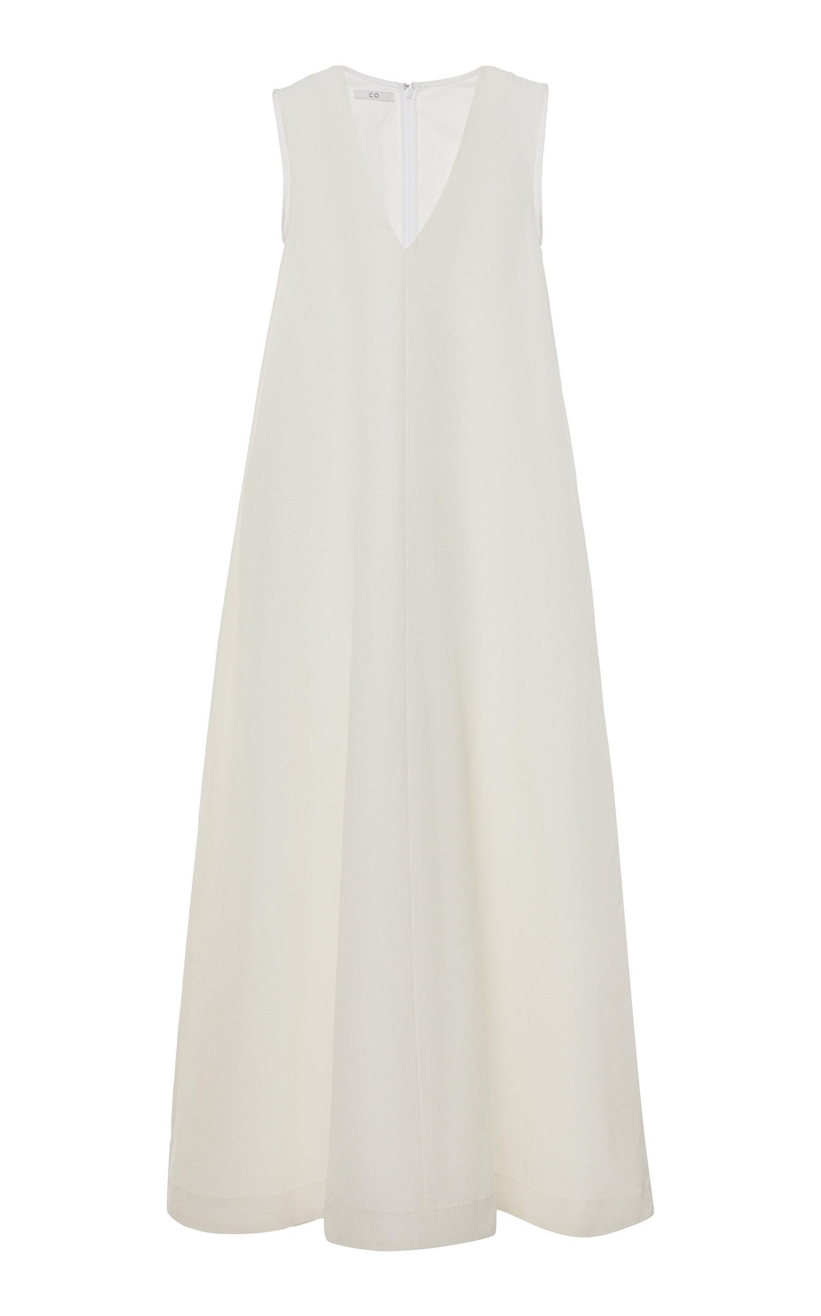 Buy Co Cotton-Linen Maxi Dress online, shop Co at the best price