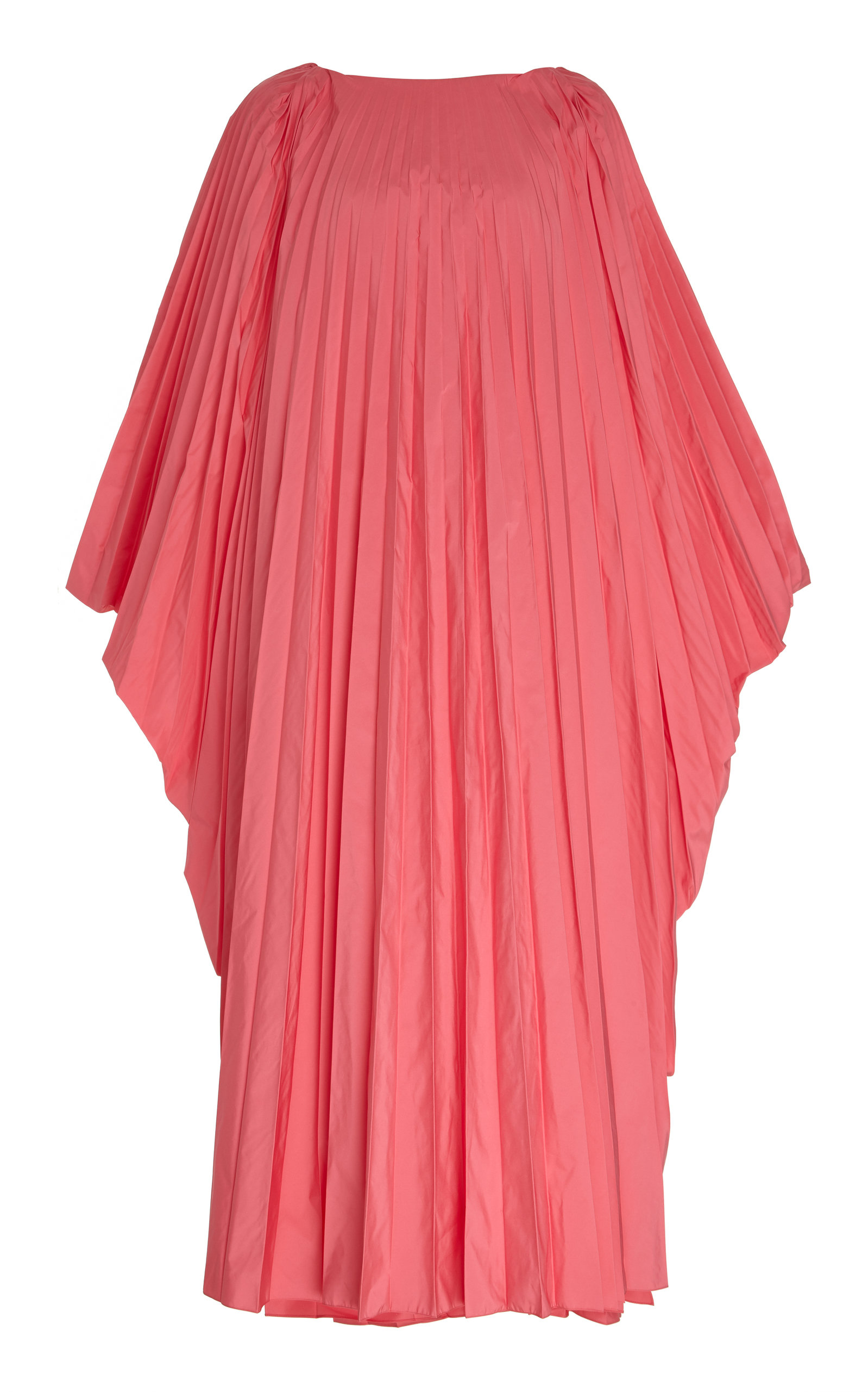 Buy ROKSANDA Oleria Pleated Chiffon Maxi Dress online, shop ROKSANDA at the best price