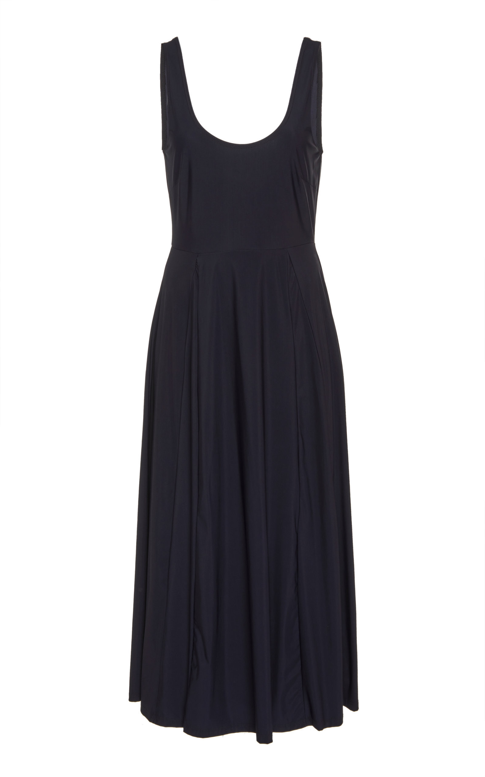 Buy Ciao Lucia Lido Black Midi Dress online, shop Ciao Lucia at the best price