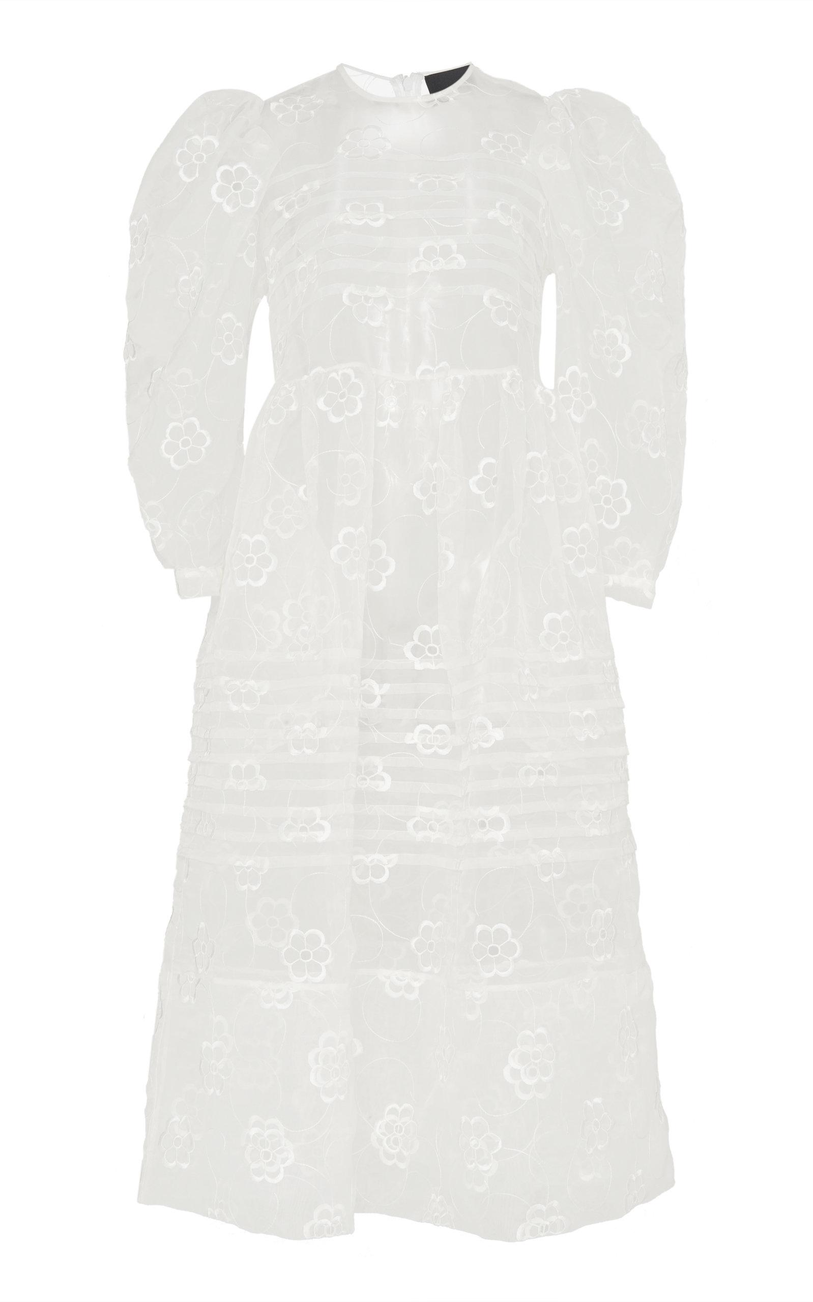 Buy Simone Rocha Pleated Dress online, shop Simone Rocha at the best price