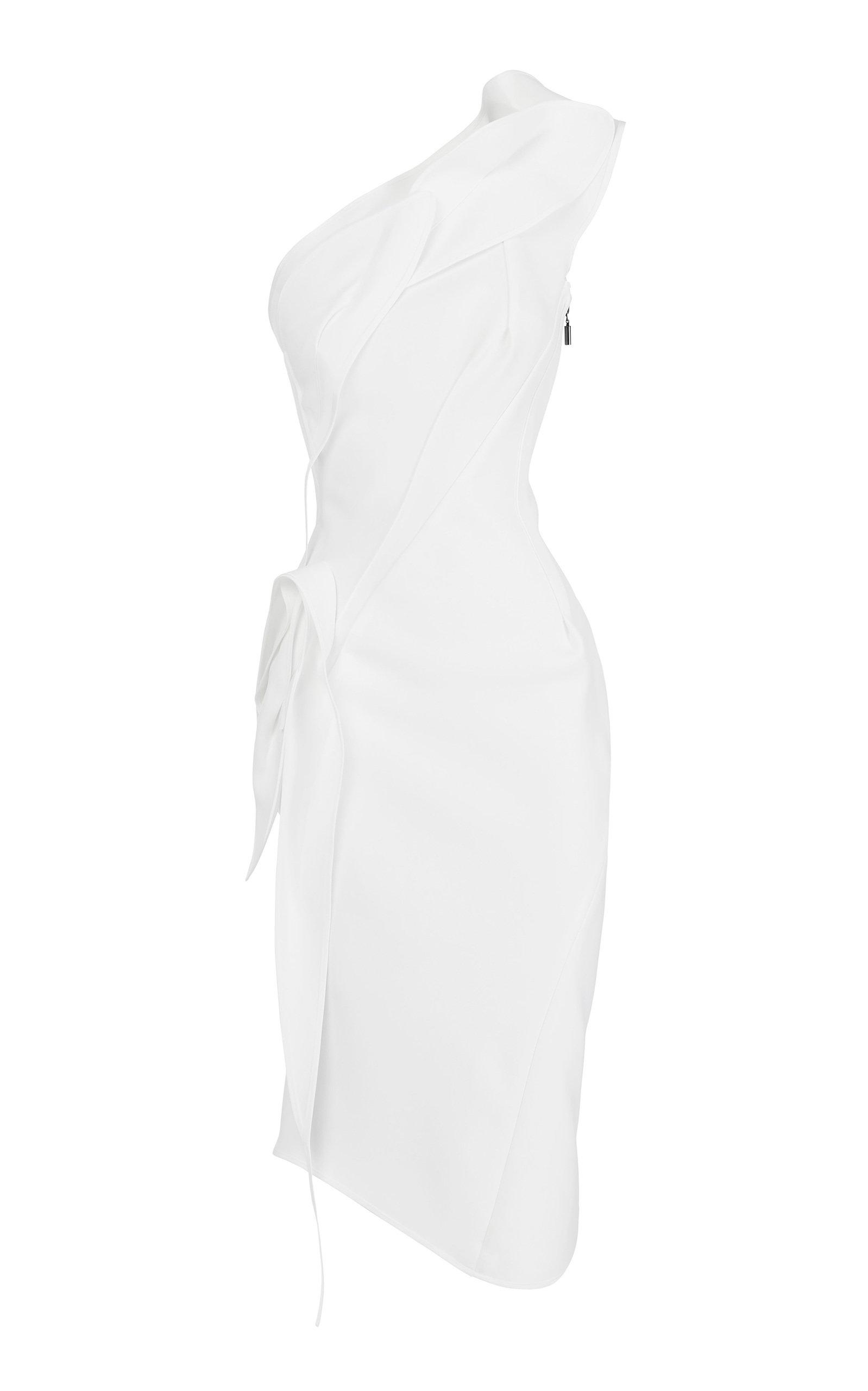 Buy Maticevski Fervent Petal Crepe Dress online, shop Maticevski at the best price