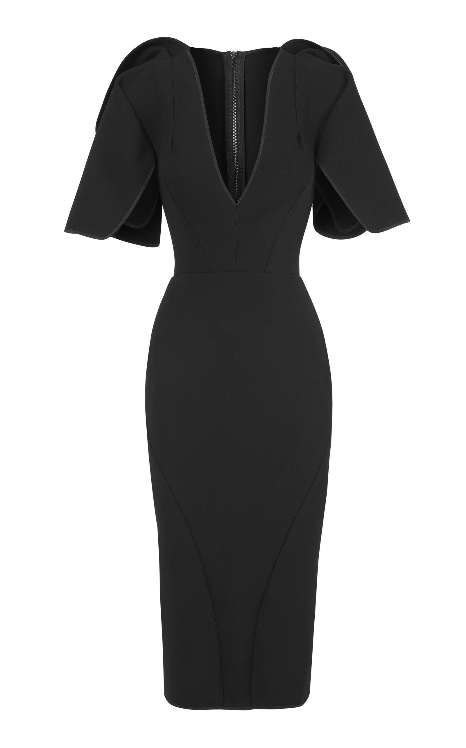 Buy Maticevski Vowed Cady Midi Dress online, shop Maticevski at the best price