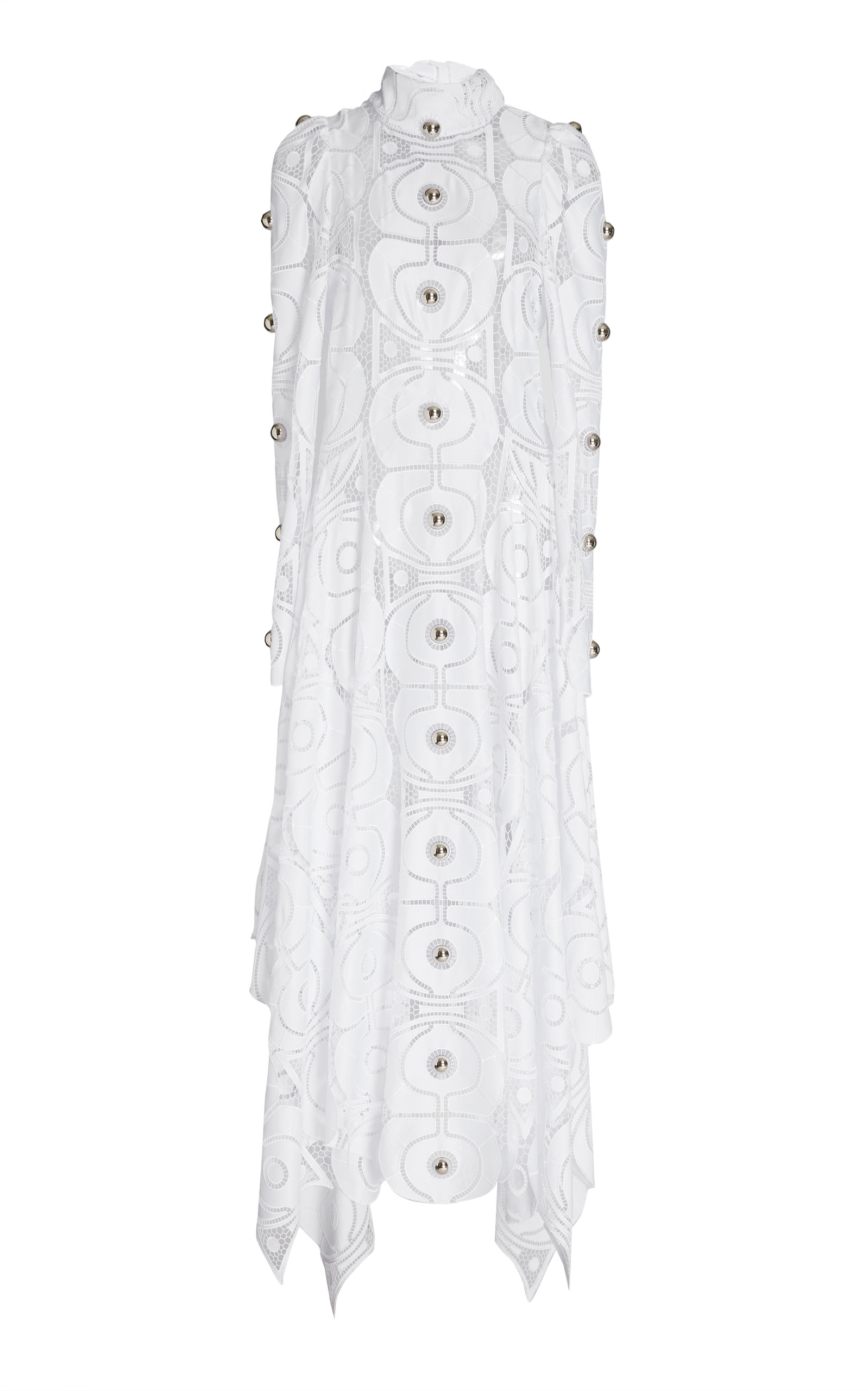 Buy Christopher Kane Molecule Embroidered Dress online, shop Christopher Kane at the best price