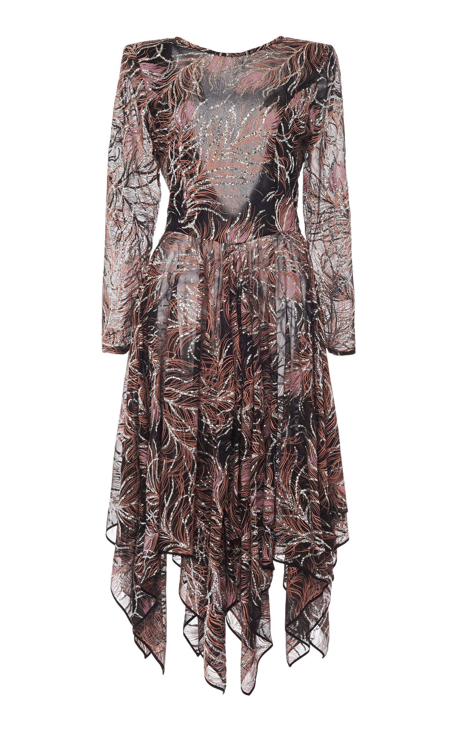 Buy Etro Draped Printed Silk Dress online, shop Etro at the best price