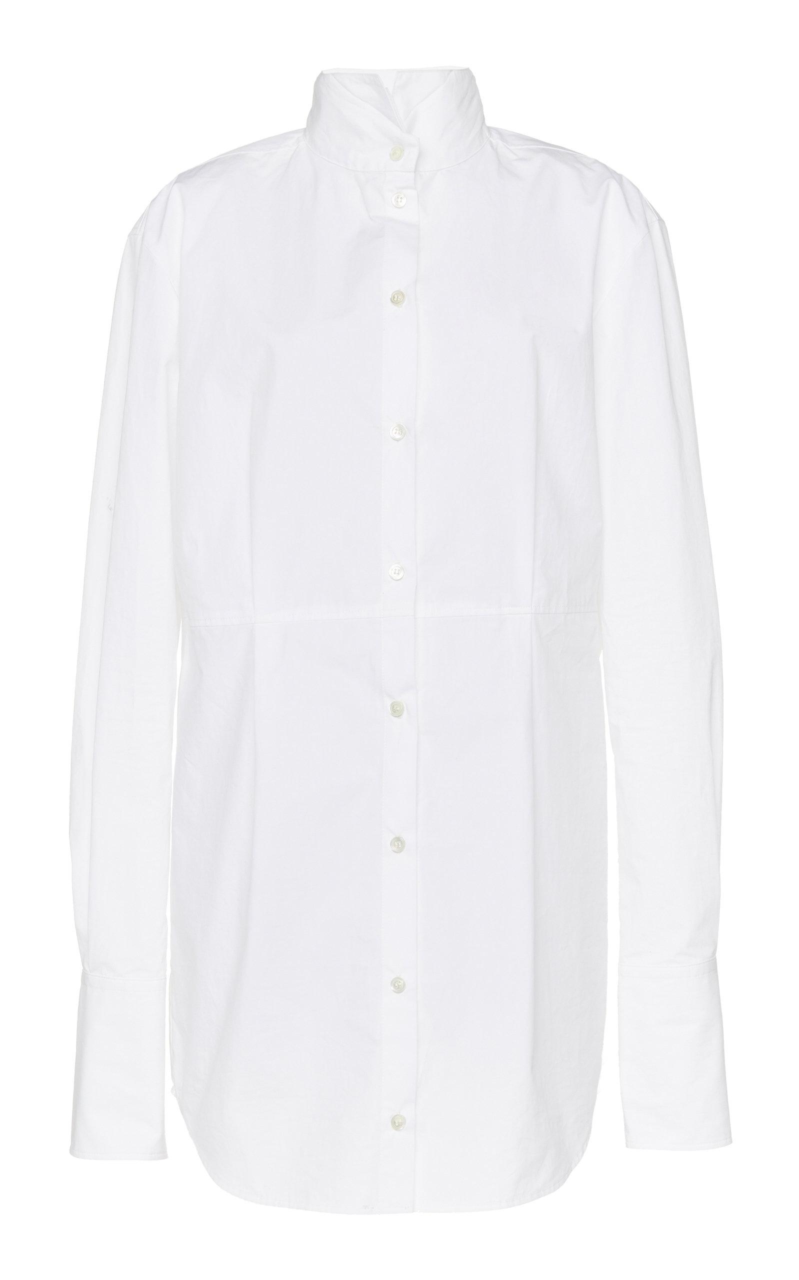 Buy Gauge81 Santorini Cotton Shirt Dress online, shop Gauge81 at the best price