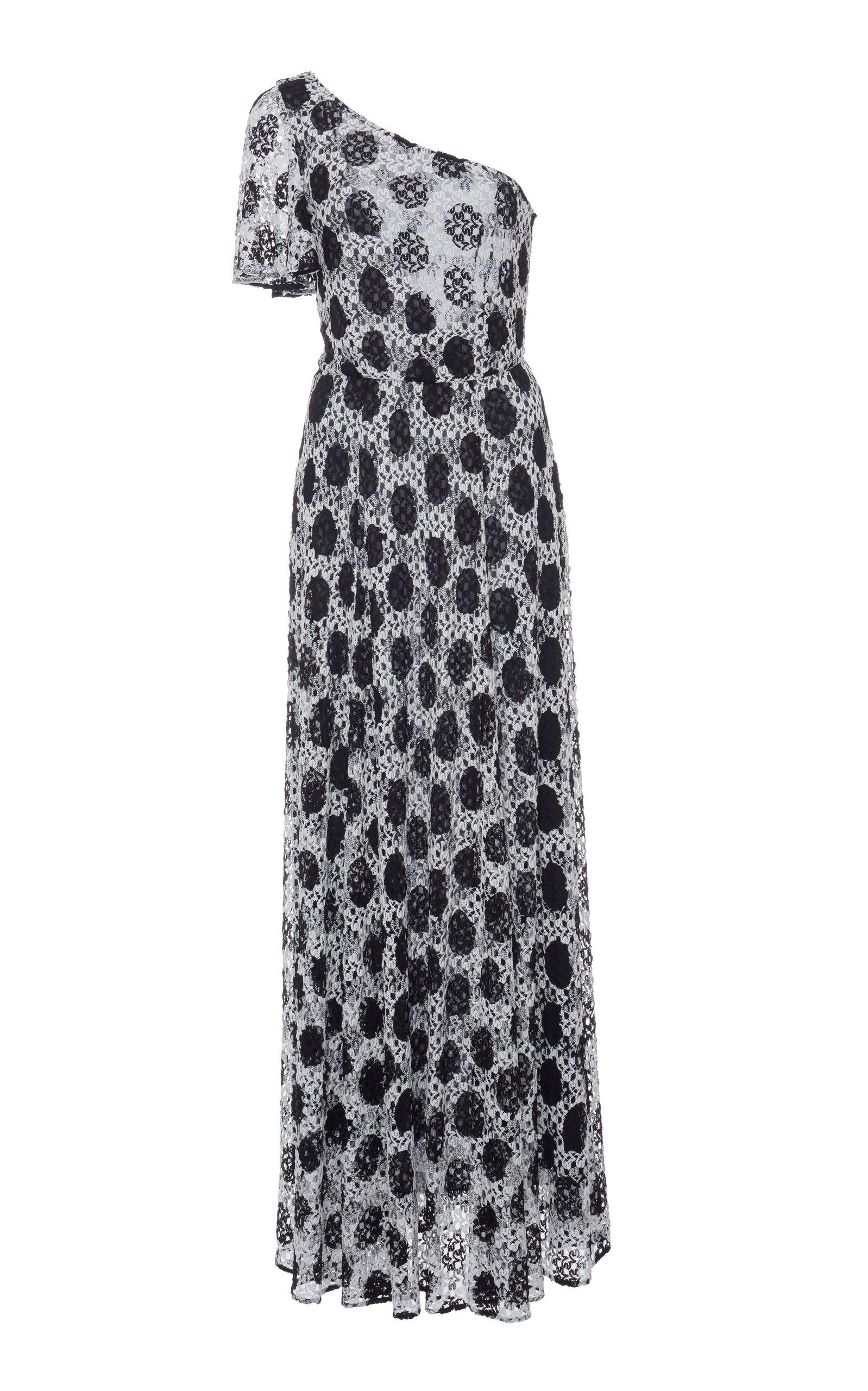 Buy Missoni One-Shoulder Printed Jersey Maxi Dress online, shop Missoni at the best price