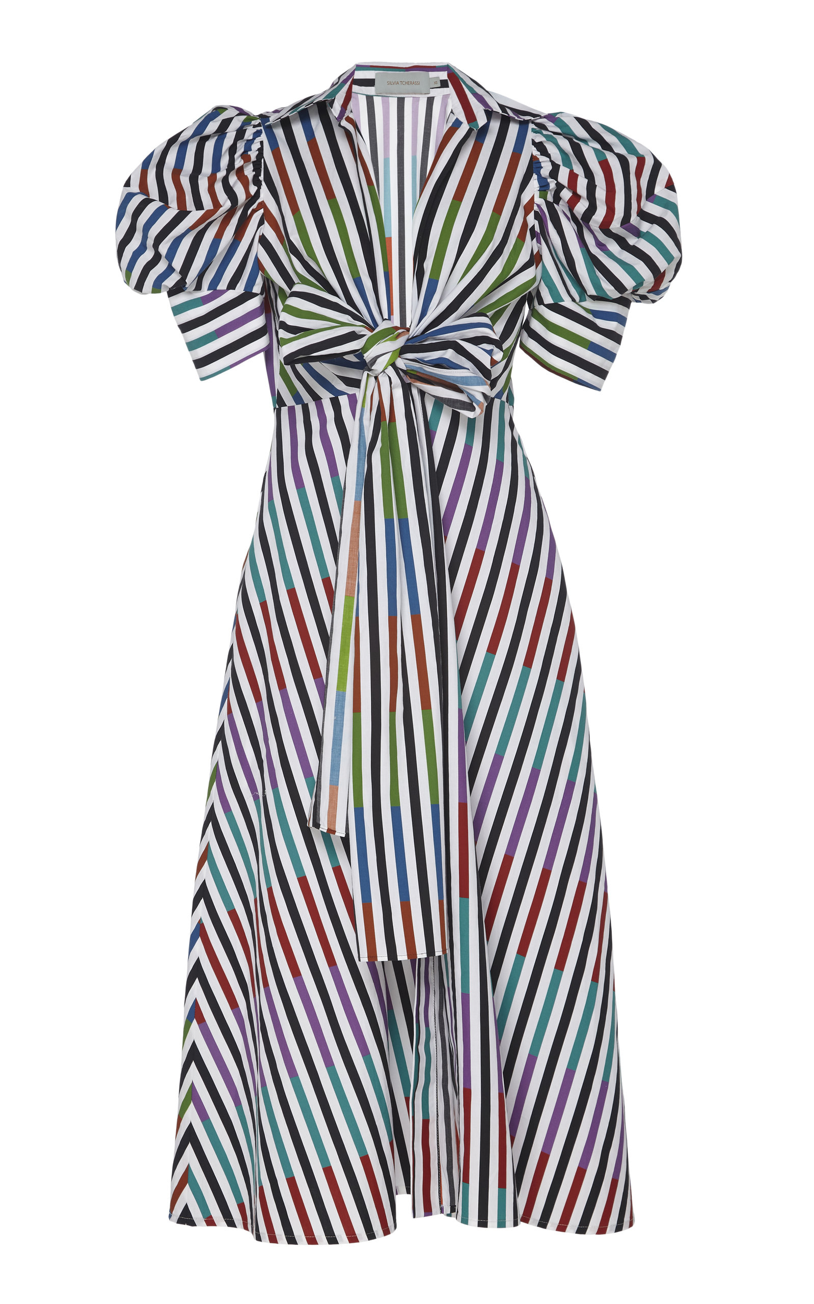 Buy Silvia Tcherassi Roopal Cotton Dress online, shop Silvia Tcherassi at the best price