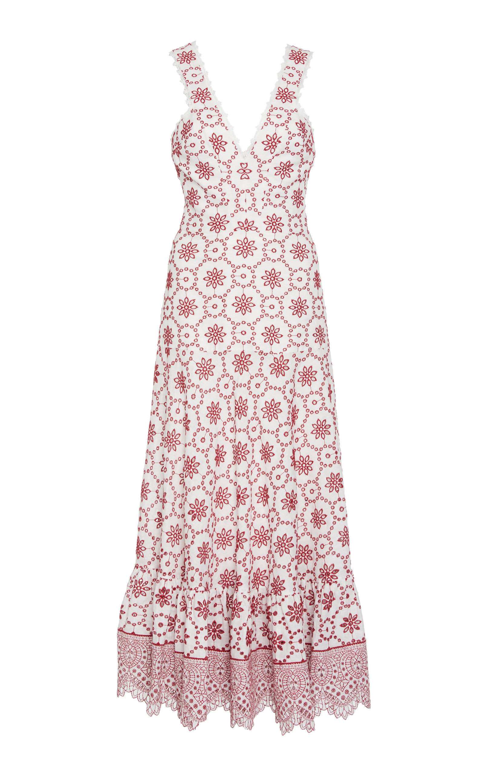 Buy Alexis Eugenia Printed Linen Dress online, shop Alexis at the best price