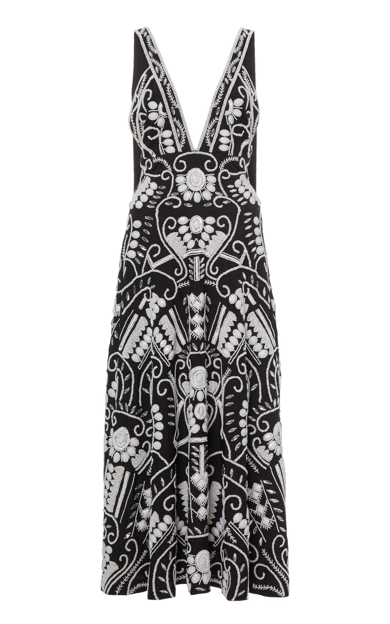 Buy Alexis Brigida Midi Dress online, shop Alexis at the best price