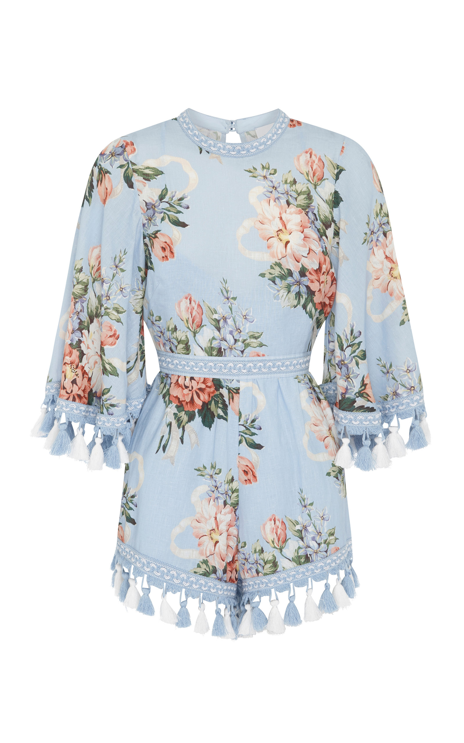 Alice Mccall Linens MAGIC MOMENT PLAYSUIT