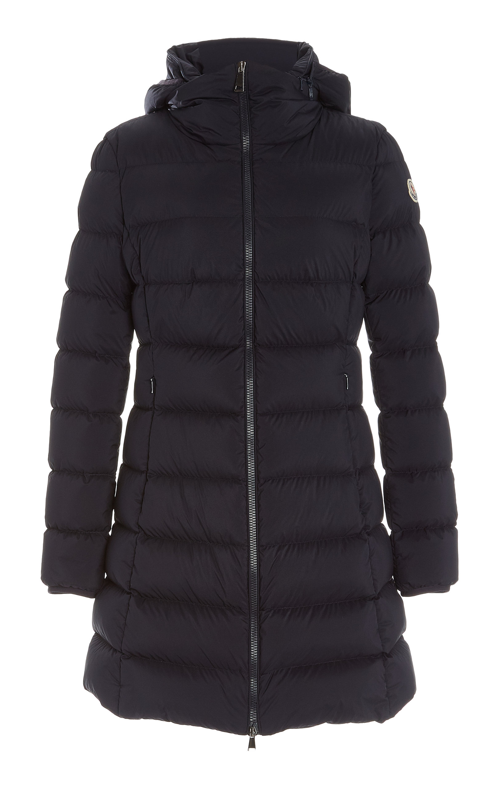 Moncler GIE HOODED LONG DOWN PUFFER COAT