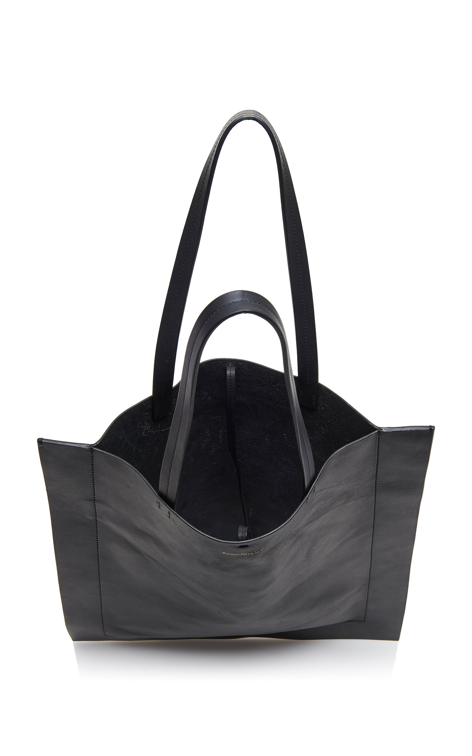 Aria Oversized Leather Tote