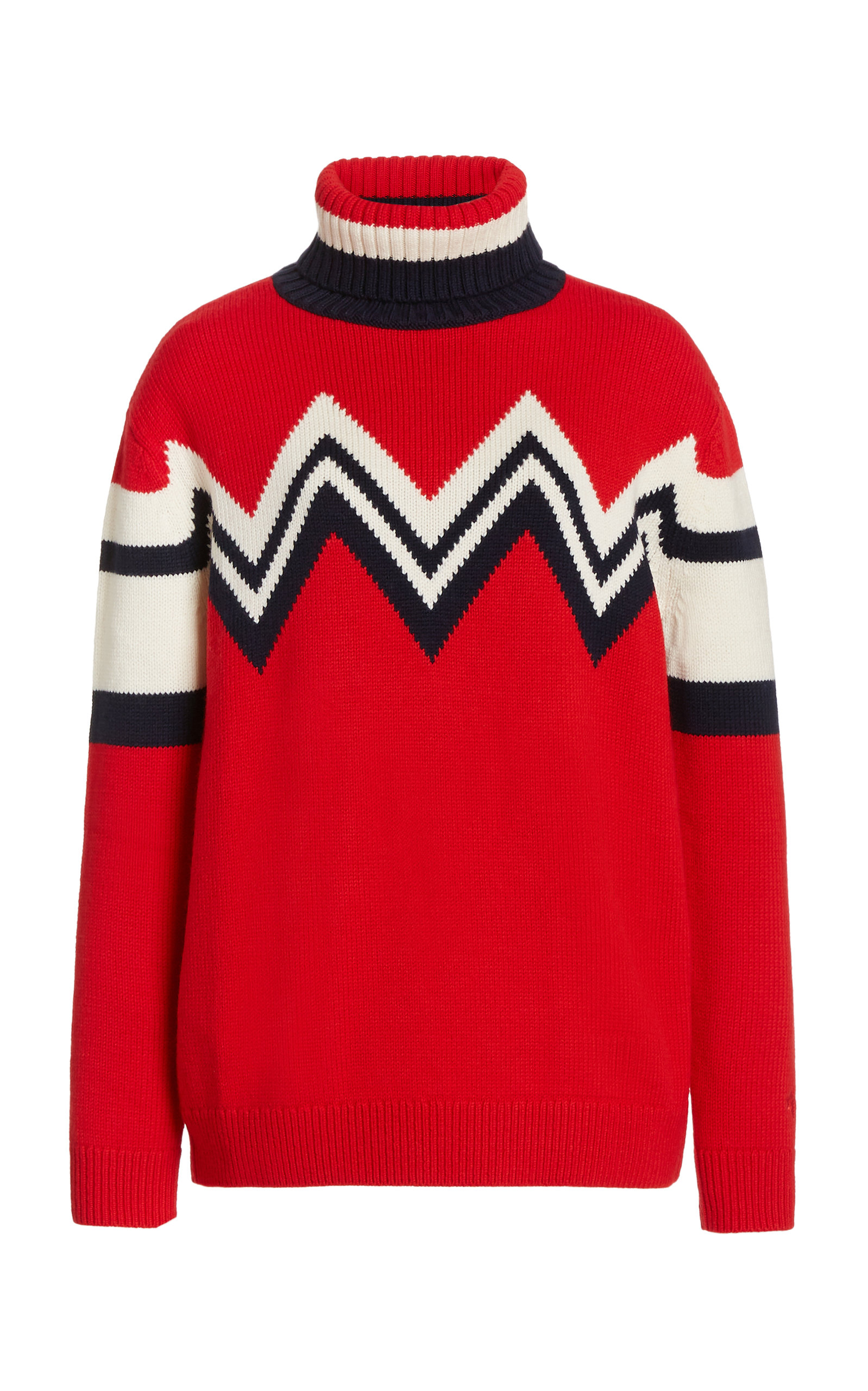 Perfect Moment VARDE WOOL KNIT SWEATER