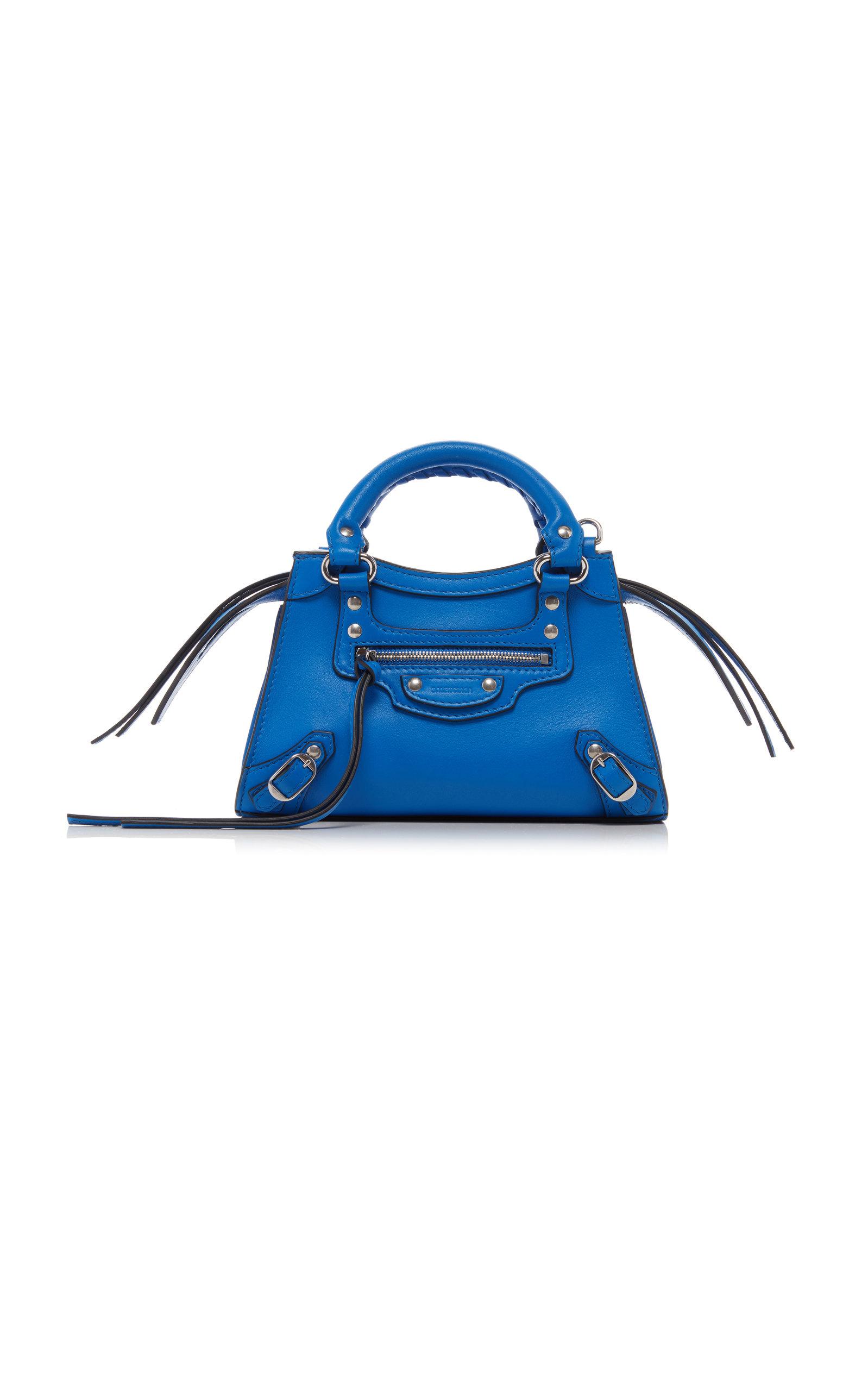 Balenciaga Leathers NEO CLASSIC CITY MINI LEATHER BAG