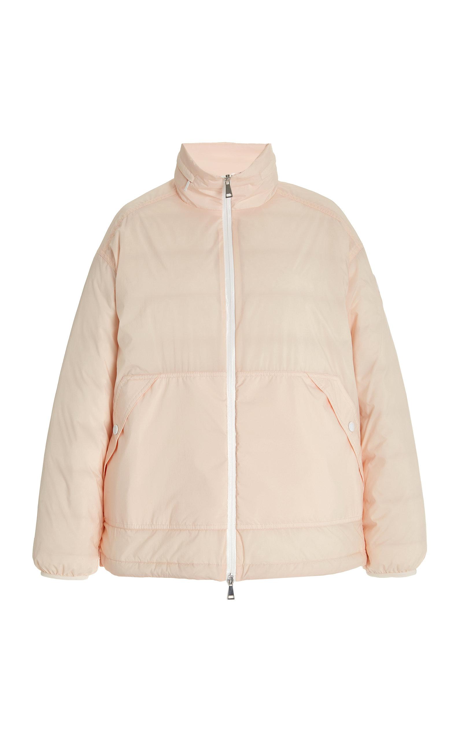 Moncler - Women's Menchib Zip-Hood Lightweight Shell Jacket  - Pink - Moda Operandi