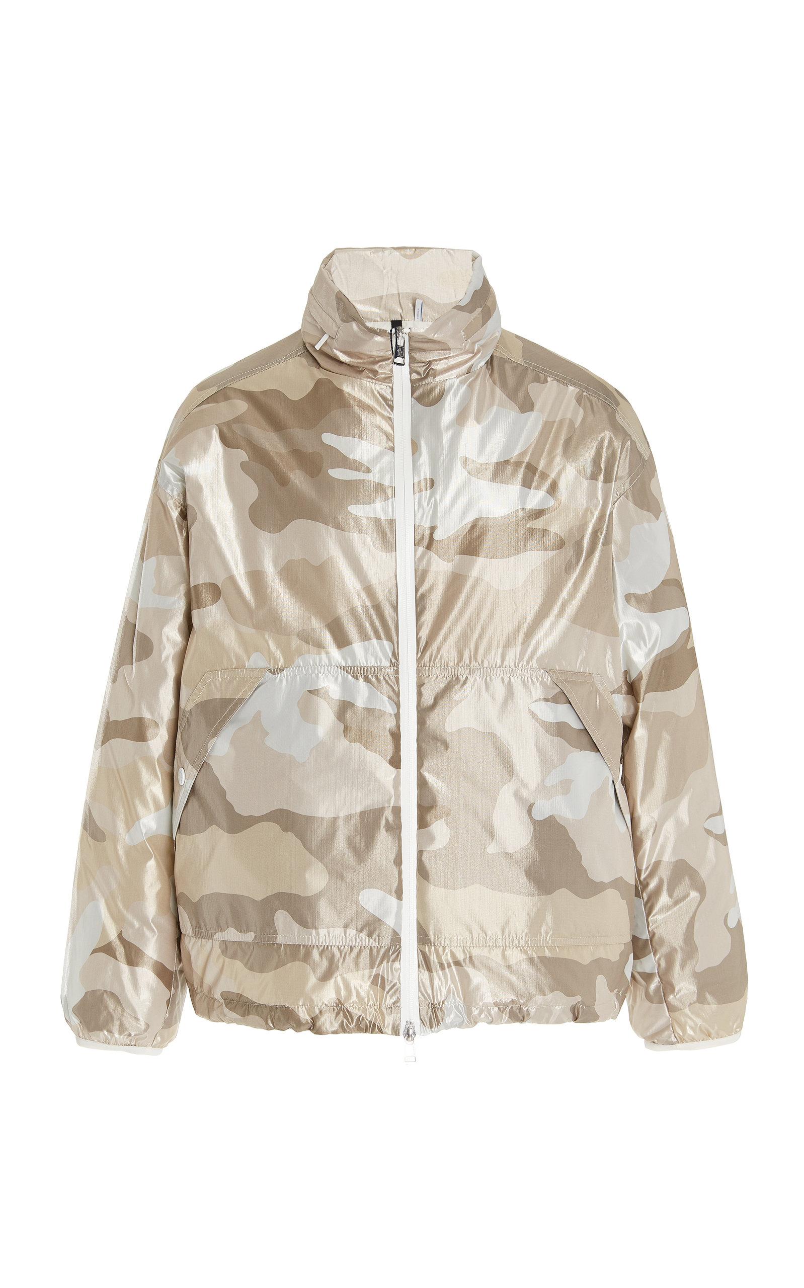 Moncler - Women's Menchib Camouflage Down Shell Jacket - Print - Moda Operandi