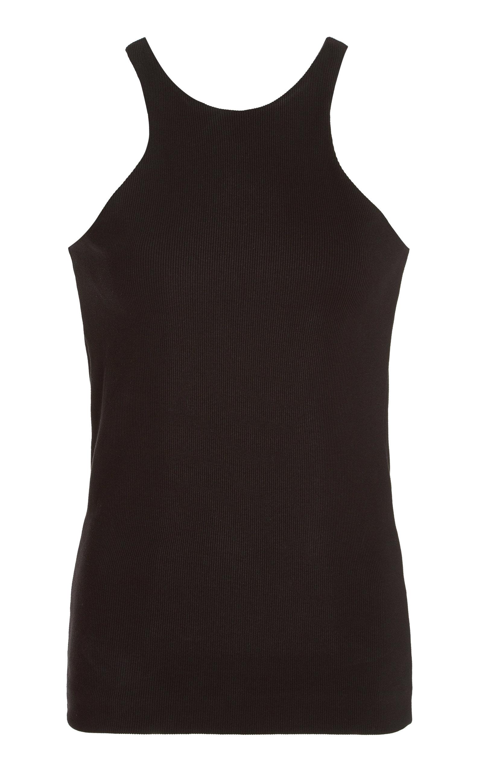Gauge81 Cottons WOMEN'S NICE RIBBED-KNIT TANK TOP