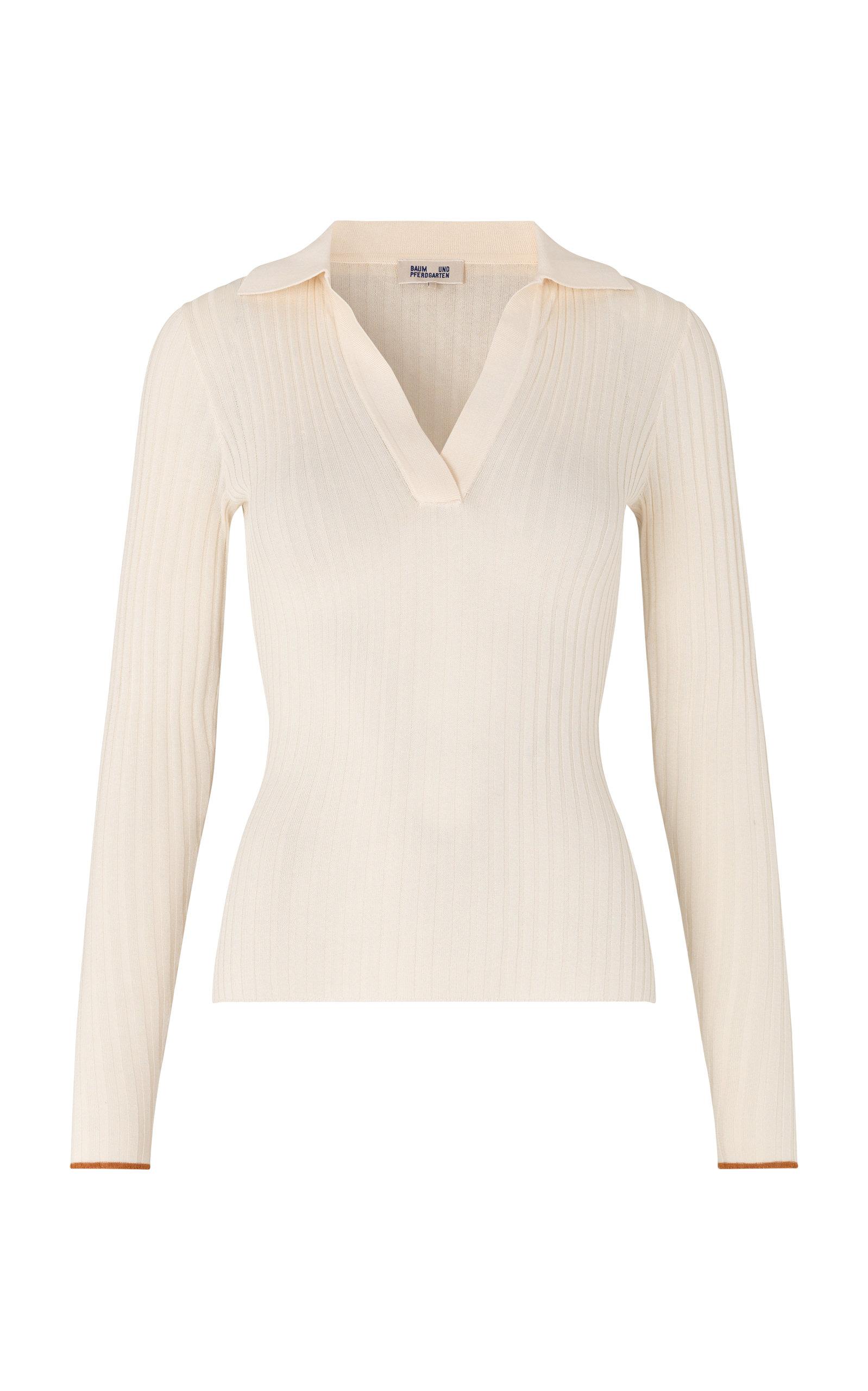 Baum Und Pferdgarten Sweaters WOMEN'S CEARA LONG SLEEVE KNIT TOP