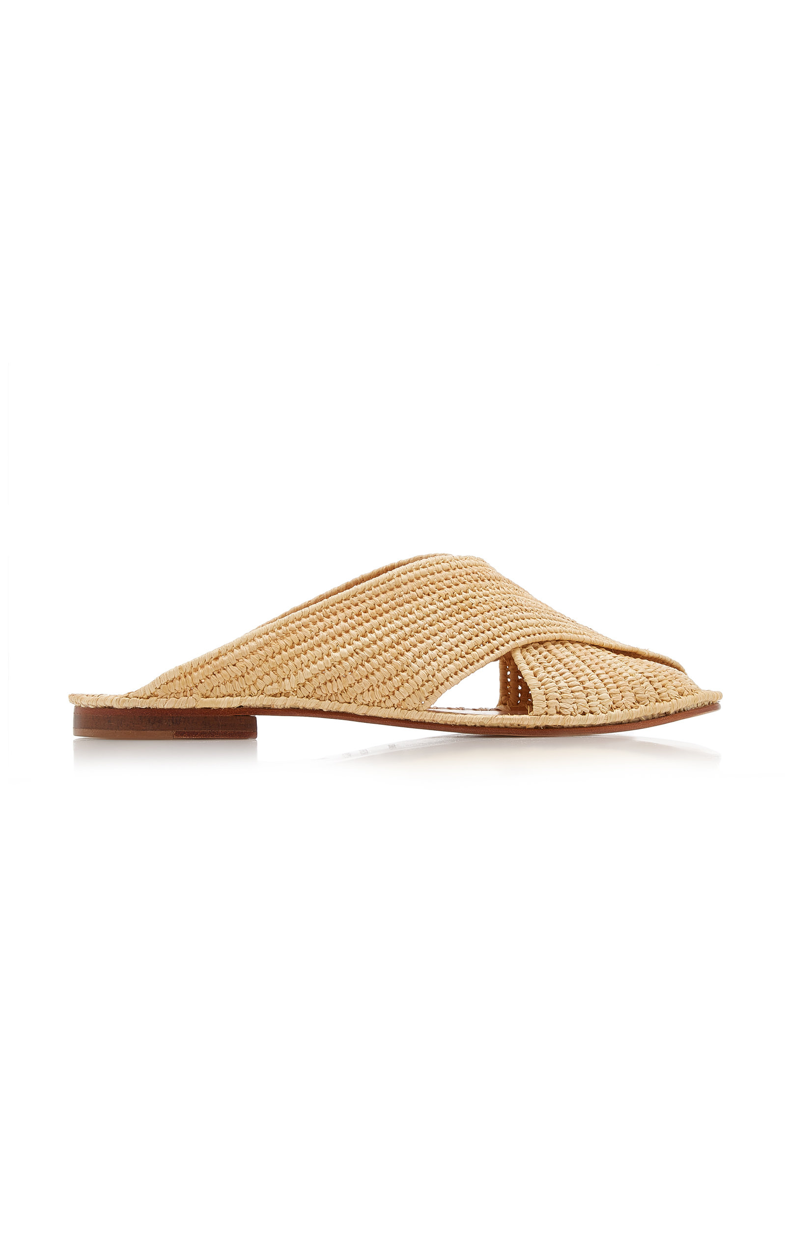 Women's Arielle Raffia Sandals