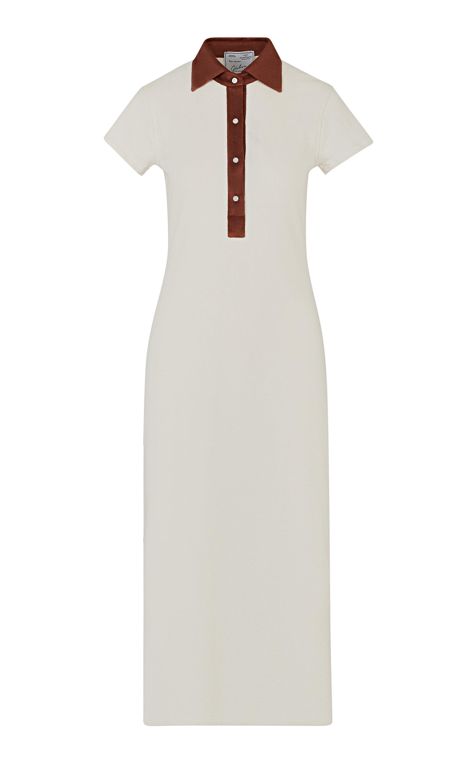 Women's The Daphne Cotton Polo Dress