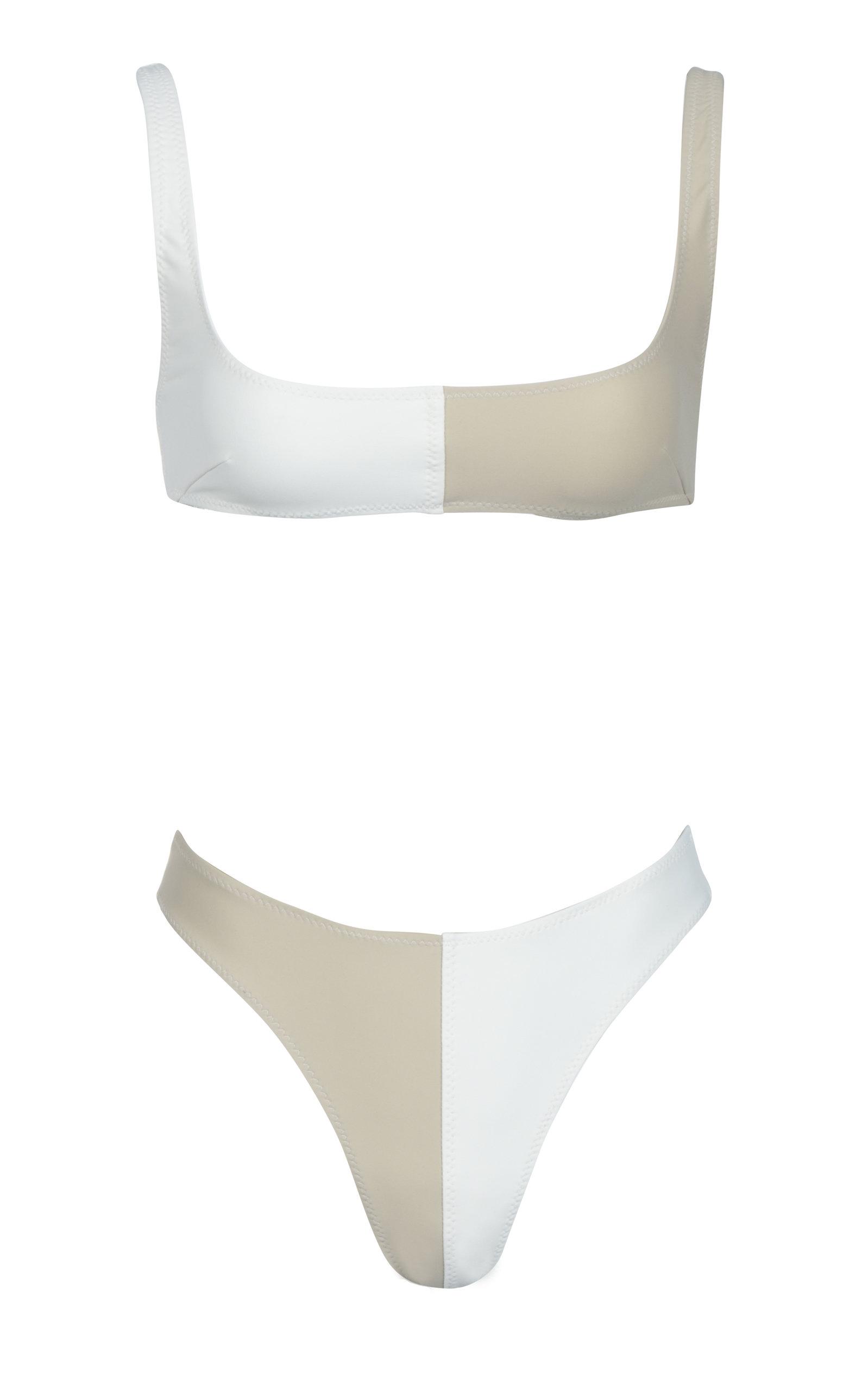 Women's Anna Colorblocked Bikini Set