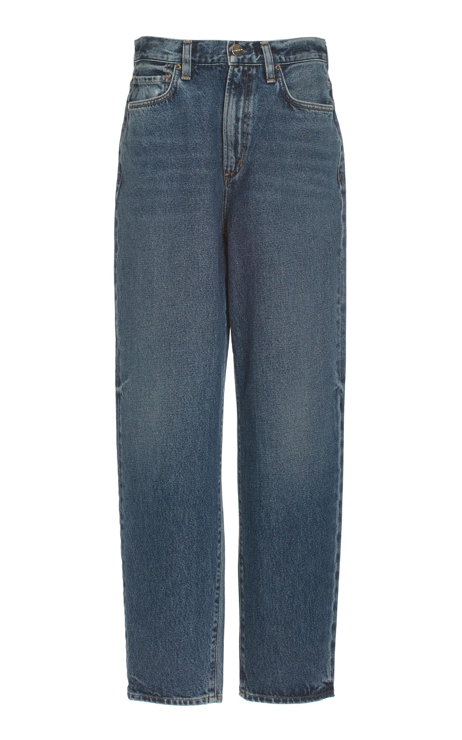 Women's The Peg Rigid High-Rise Wide-Leg Jeans