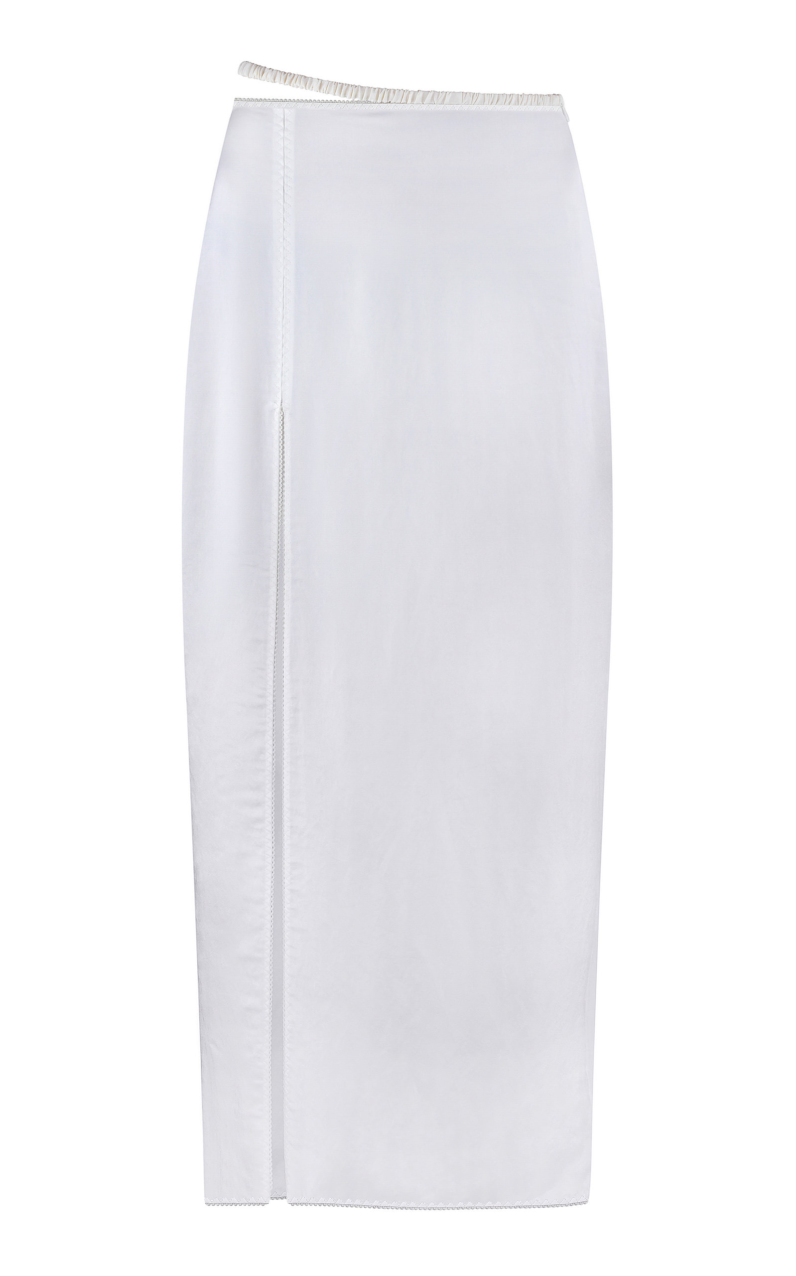 Women's Arina Satin Midi Skirt