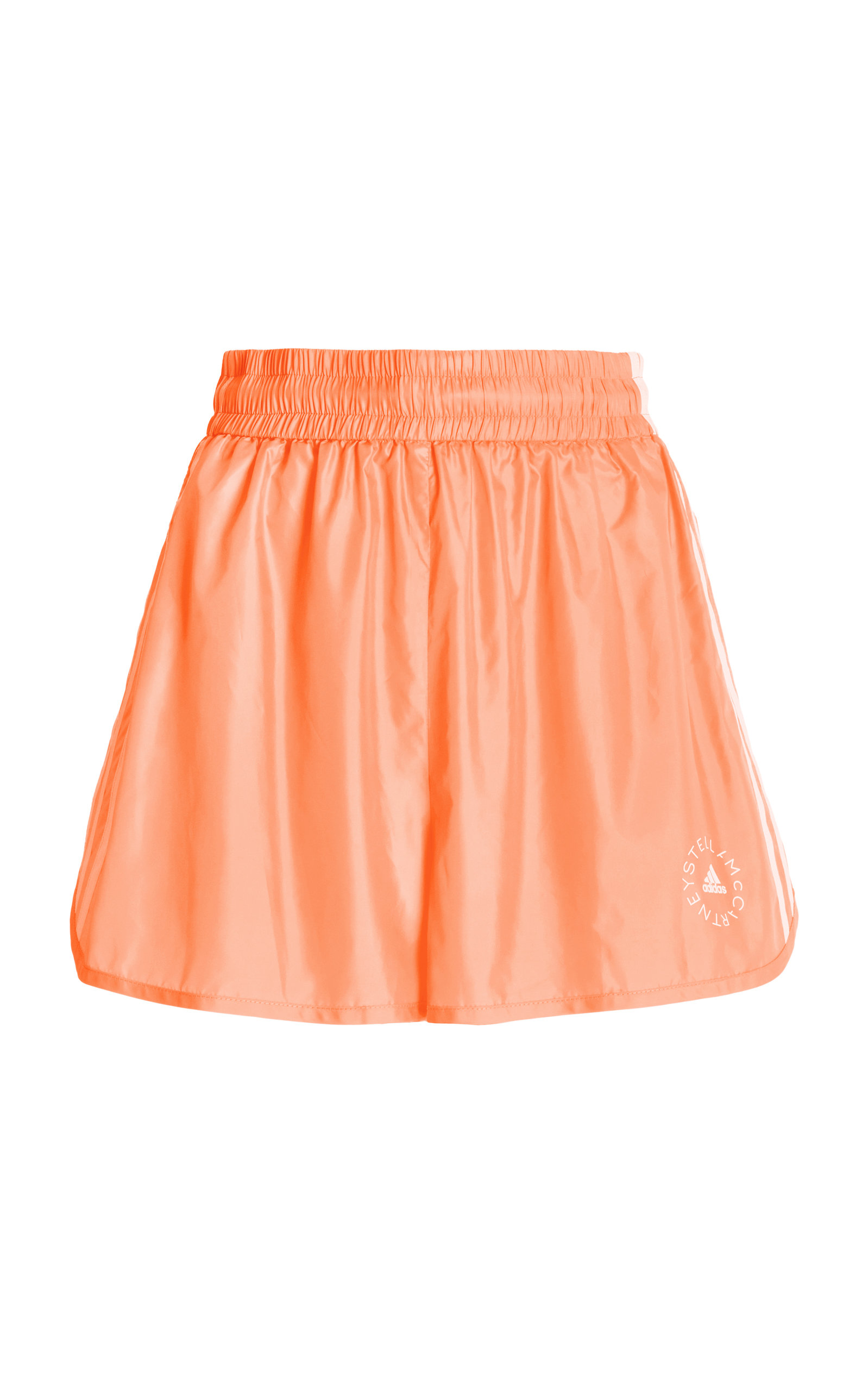 Stella Mccartney +ADIDAS JOSIE COTTON-BLEND SHORTS