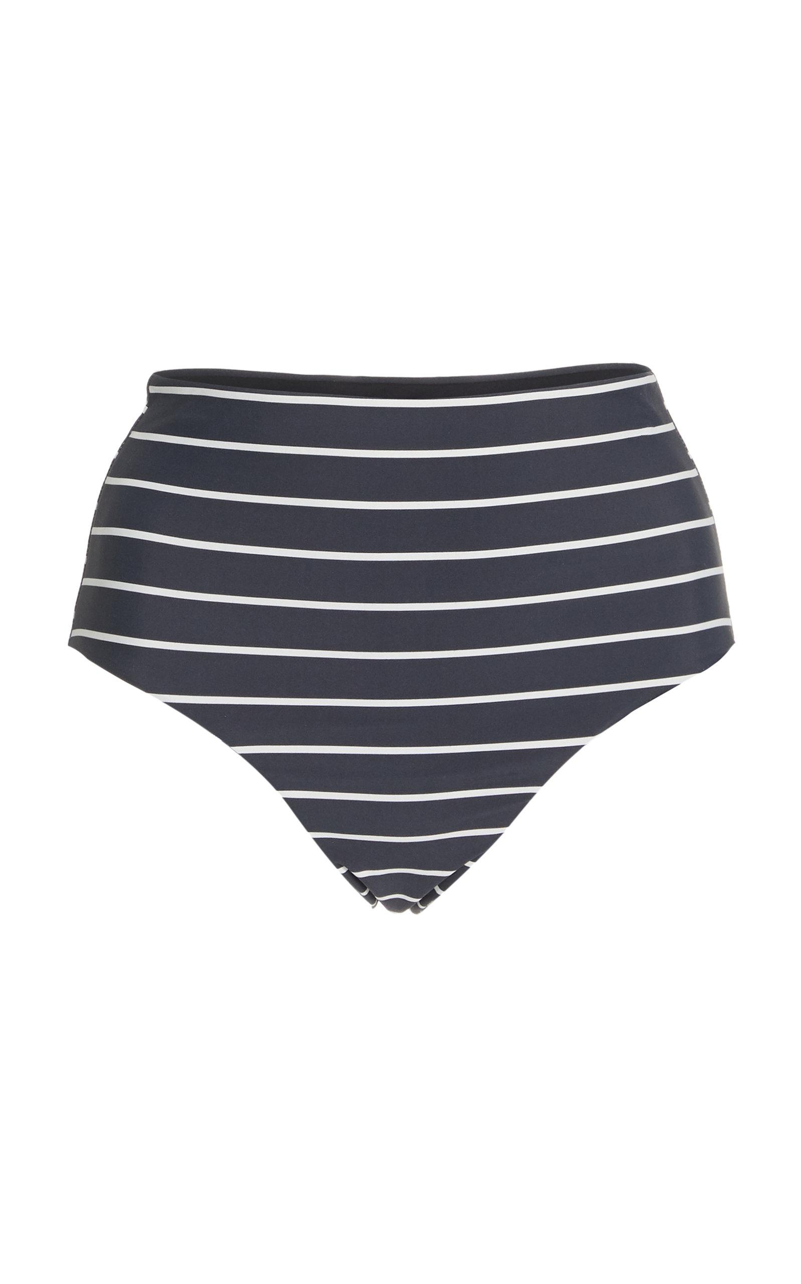 Women's The High-Waist Cheeky Bikini Bottom